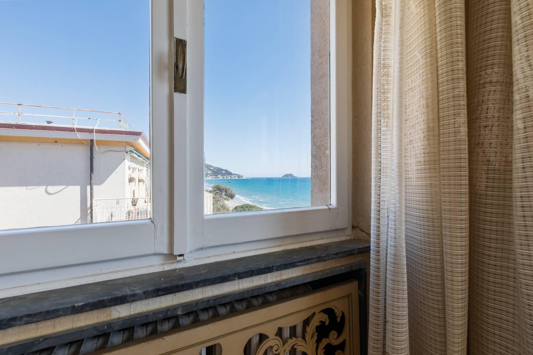 Penthouse panoramique avec terrasse et vue mer incomparable - 14