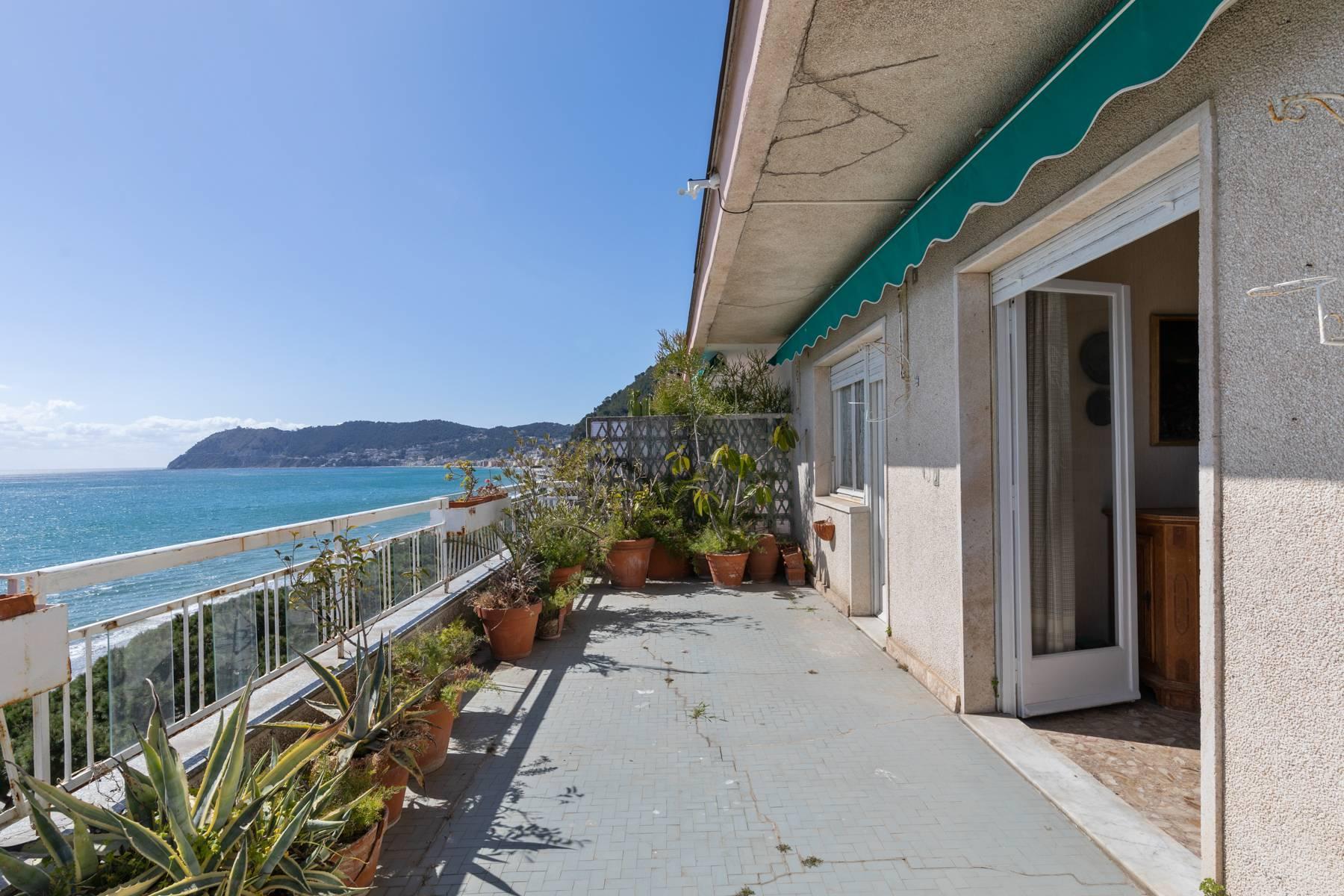 Панорамный пентхаус с террасой и несравненным видом на море - 2