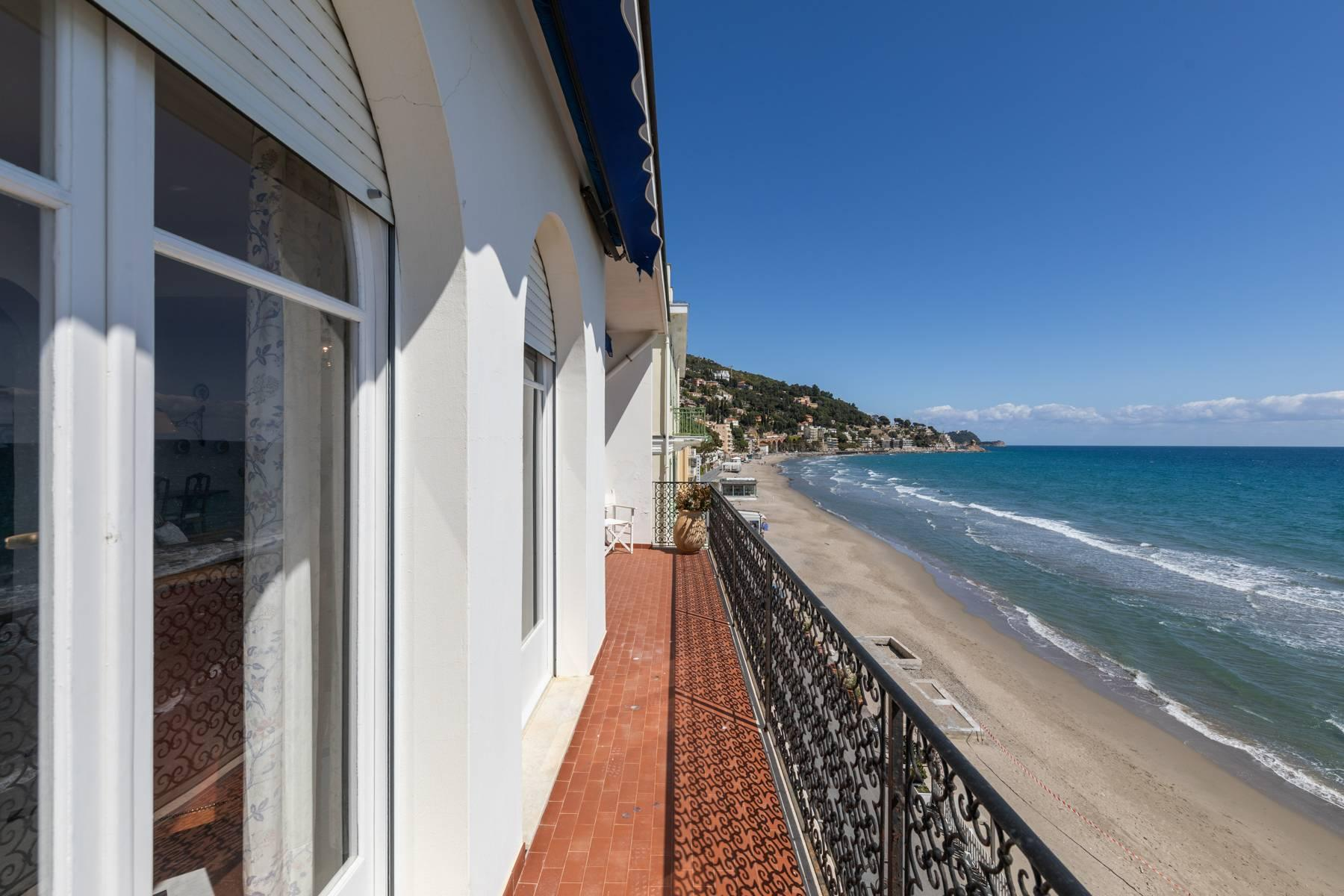 Panorama-Wohnung am Meer in Alassio - 18