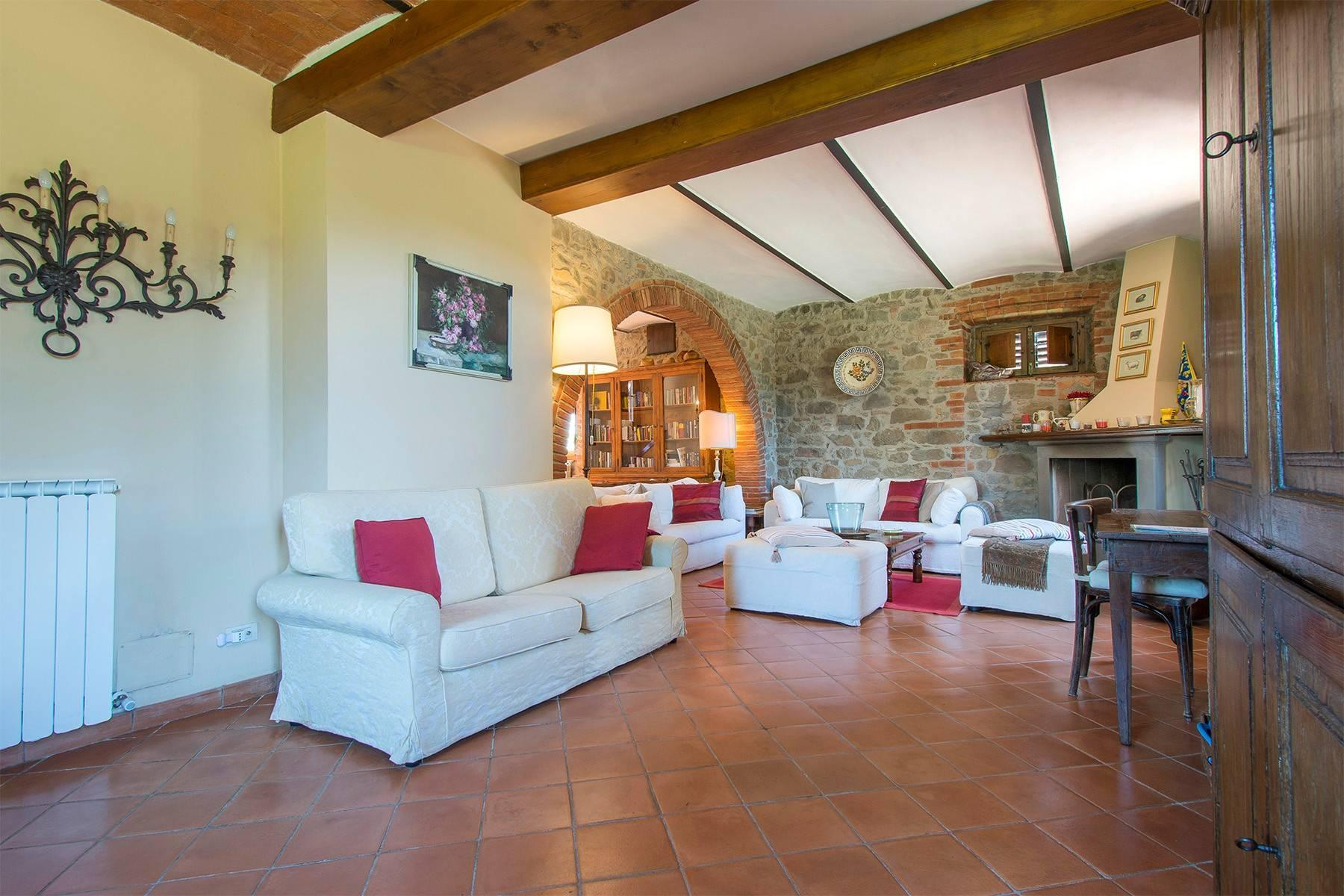 House in the Tuscan Hills for Sale - 7