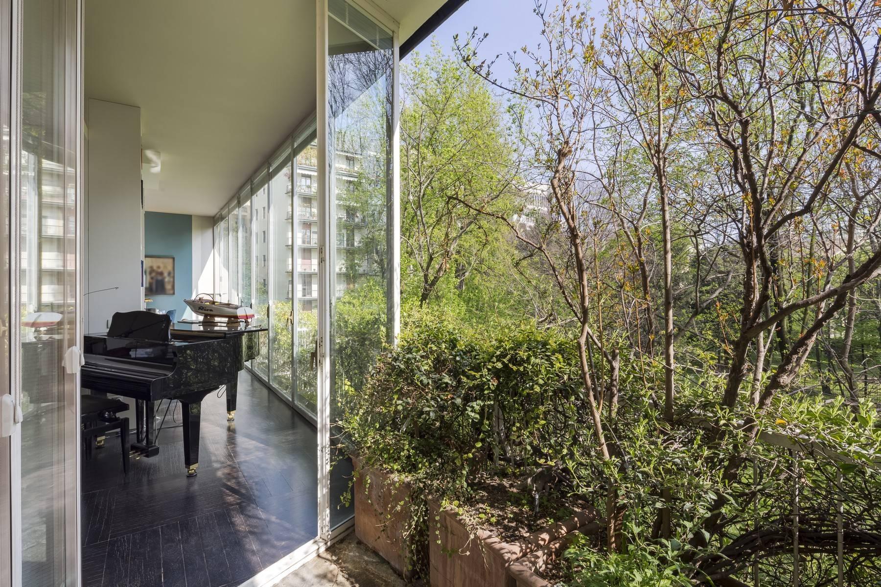 Magnifico appartamento in locazione di circa 300mq nel cuore di Milano - 6