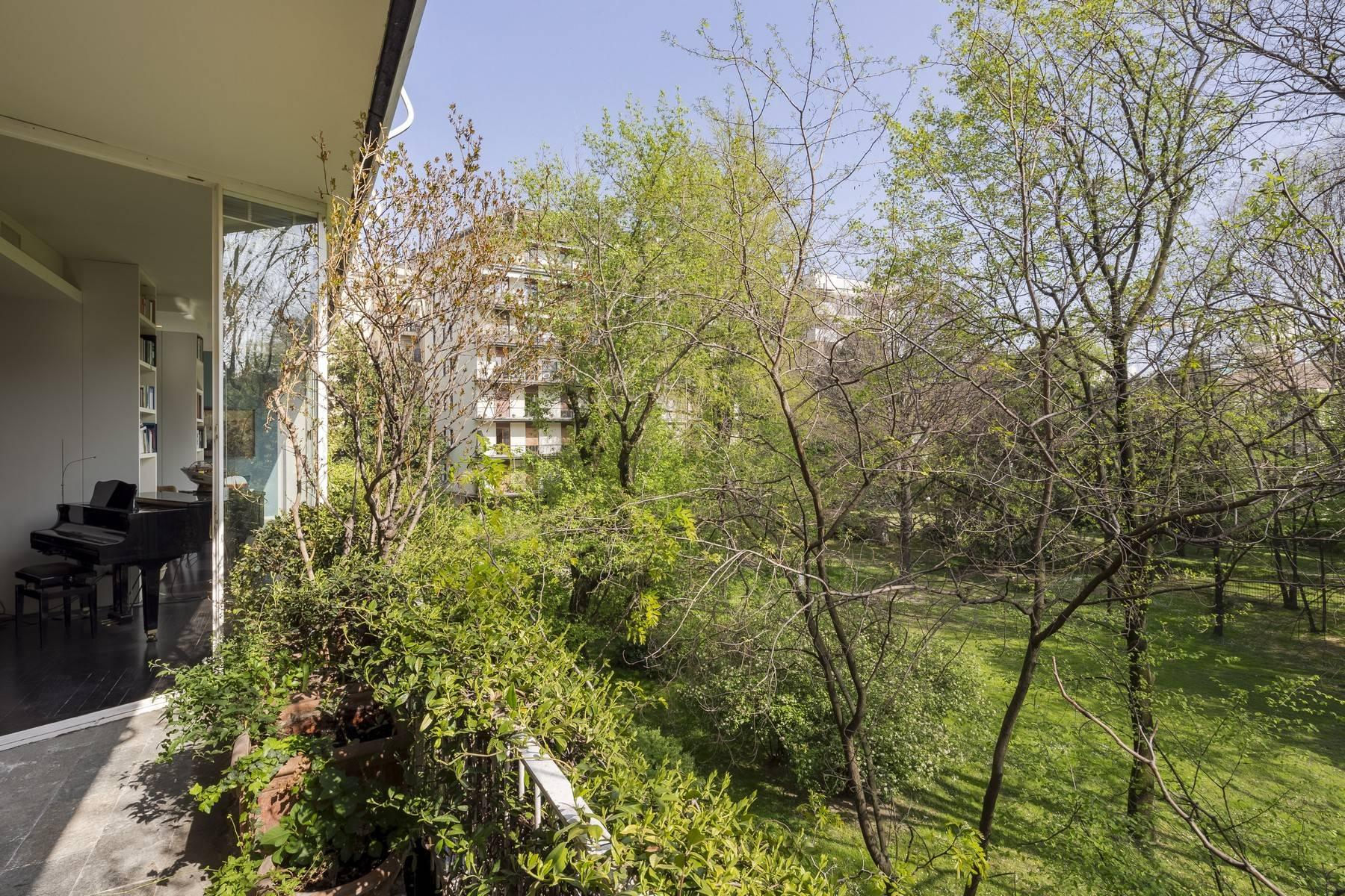 Wonderful apartment for rent of about 300sqm in the heart of Milan - 10