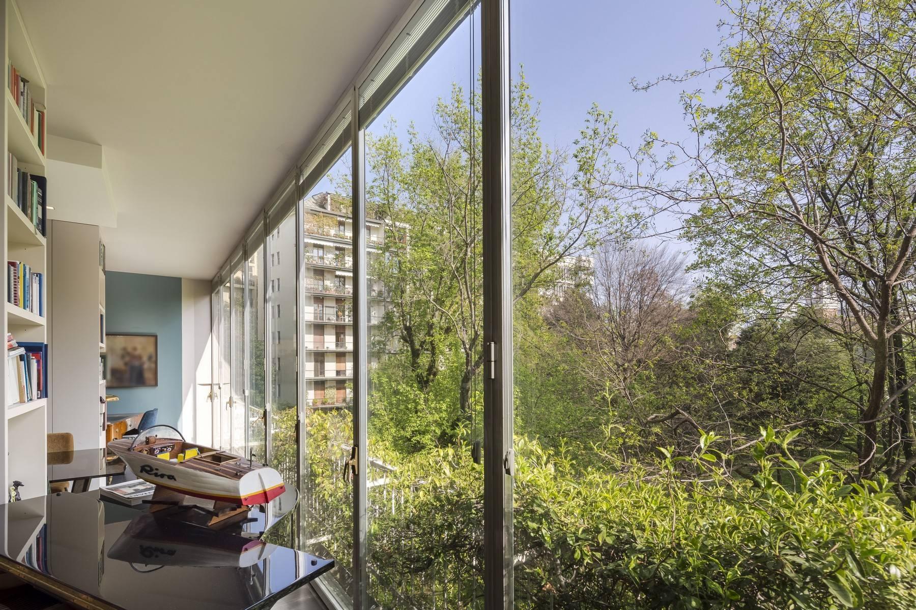Magnifico appartamento in locazione di circa 300mq nel cuore di Milano - 7