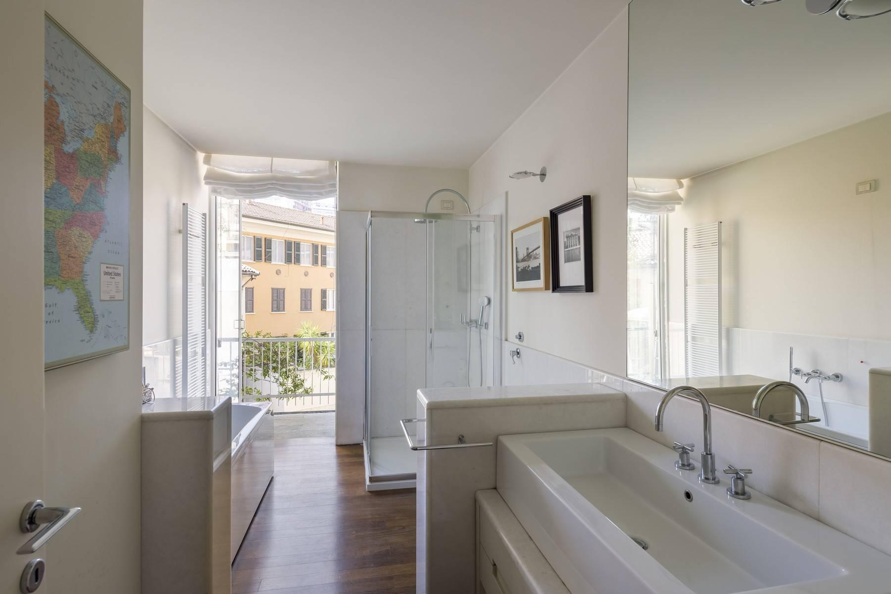 Wonderful apartment for rent of about 300sqm in the heart of Milan - 16