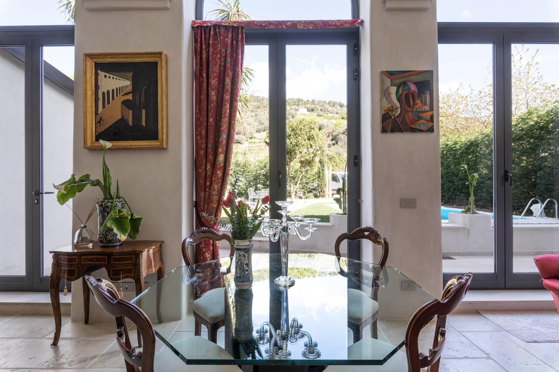 Herrliche Wohnung mit privatem Garten und Pool - 17