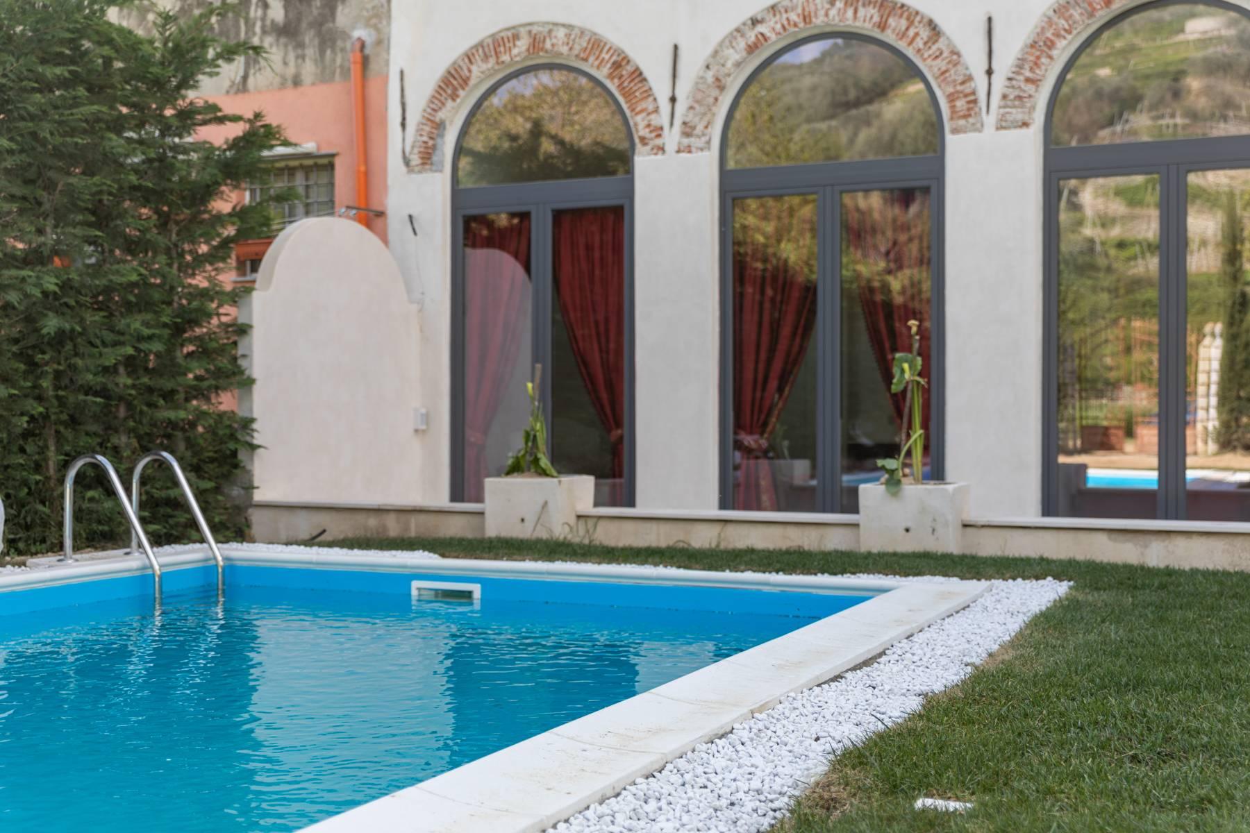 Herrliche Wohnung mit privatem Garten und Pool - 11