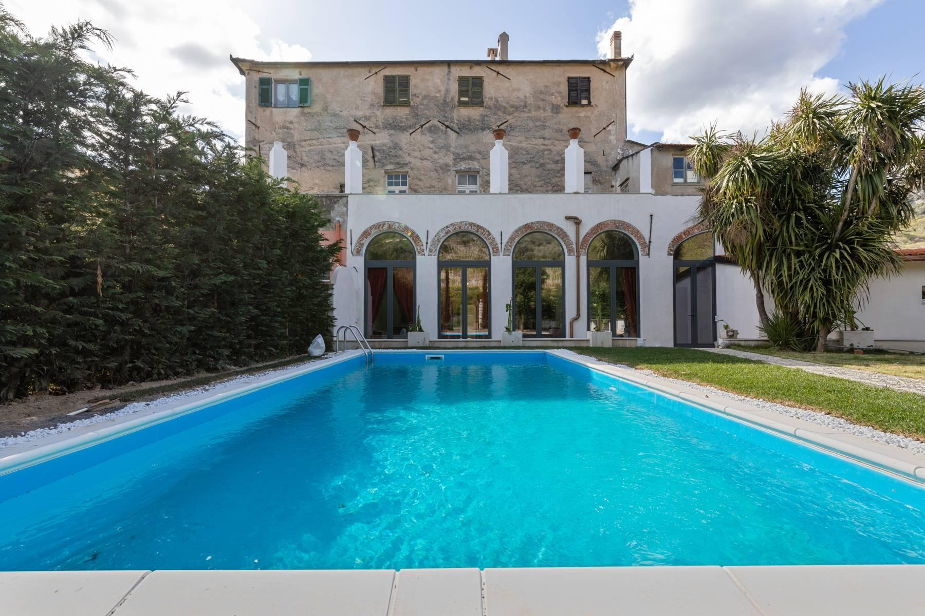Herrliche Wohnung mit privatem Garten und Pool - 1