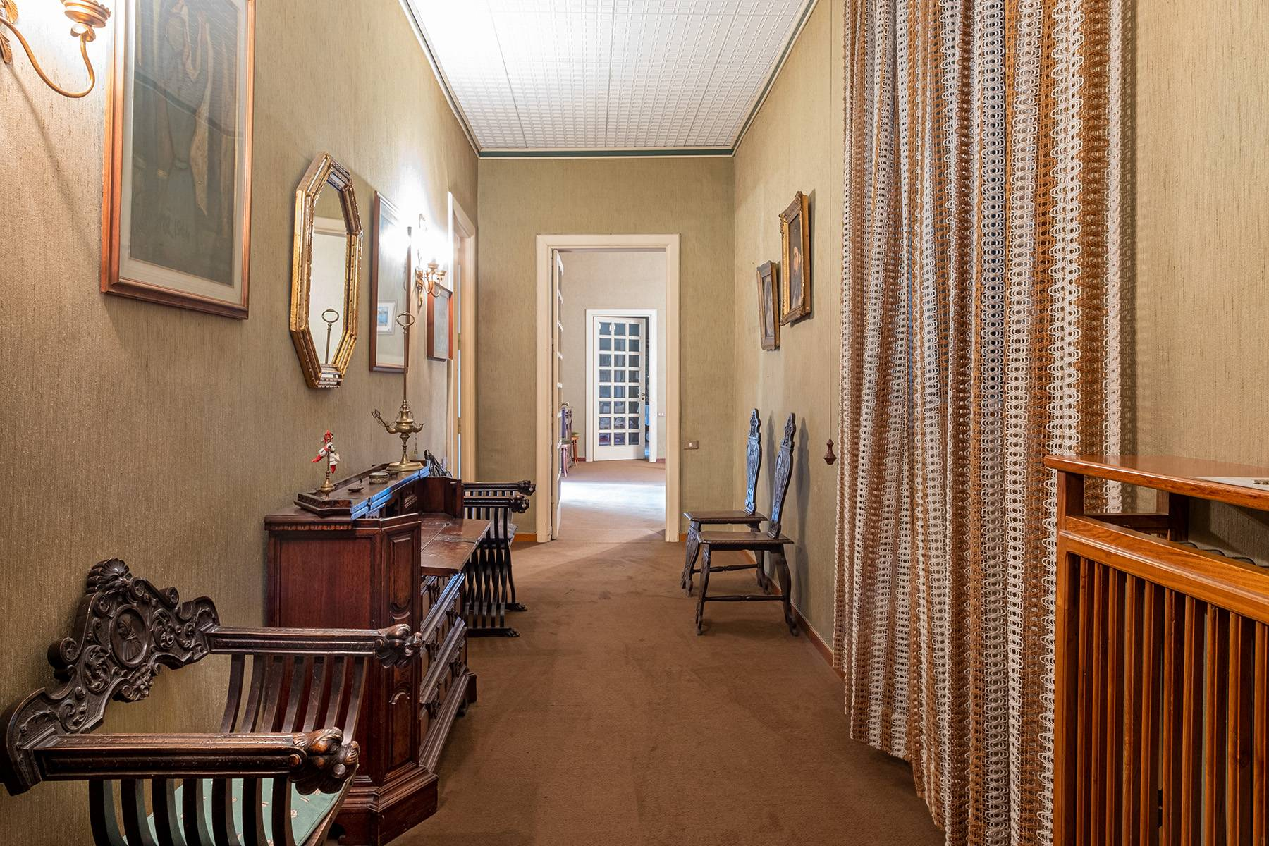 Prächtige repräsentative Wohnung in einer historischen Residenz - 8