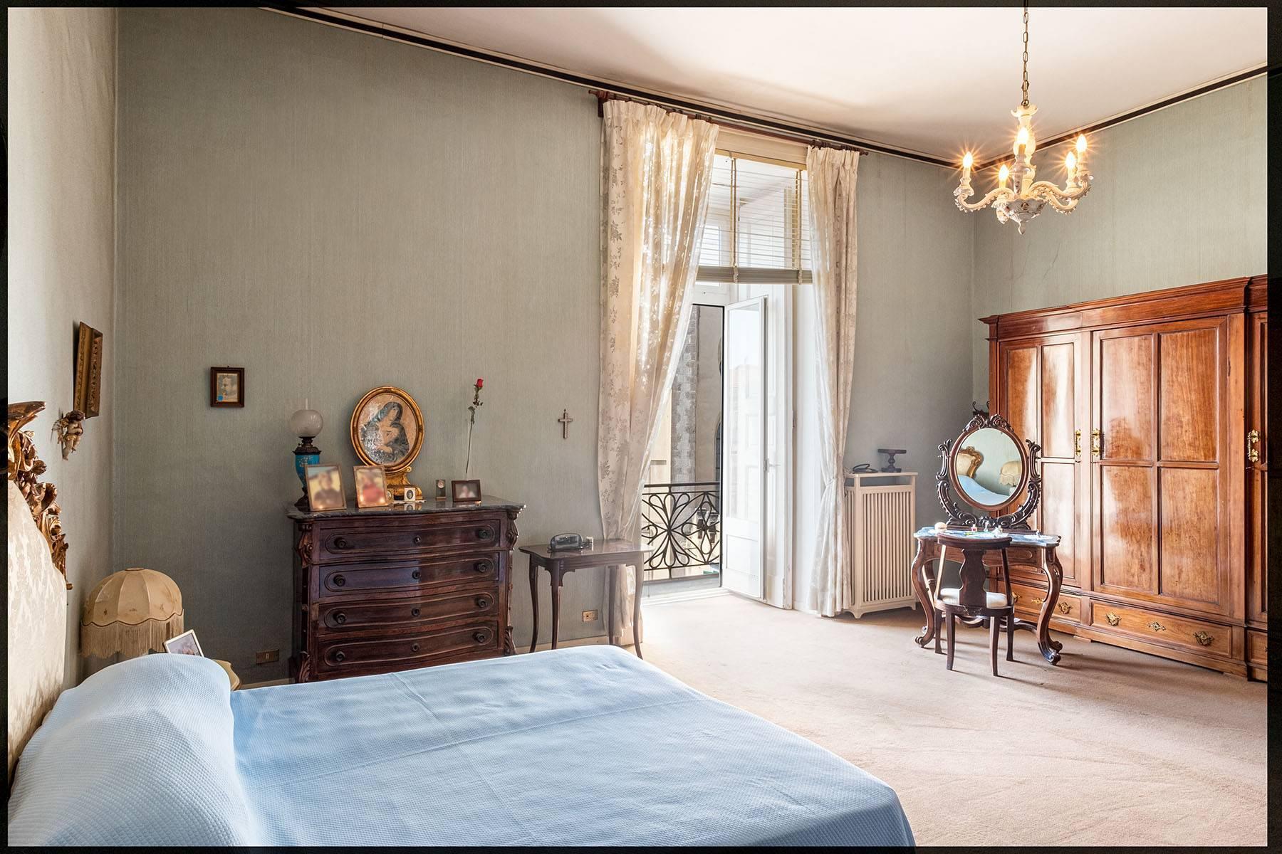 Prächtige repräsentative Wohnung in einer historischen Residenz - 19