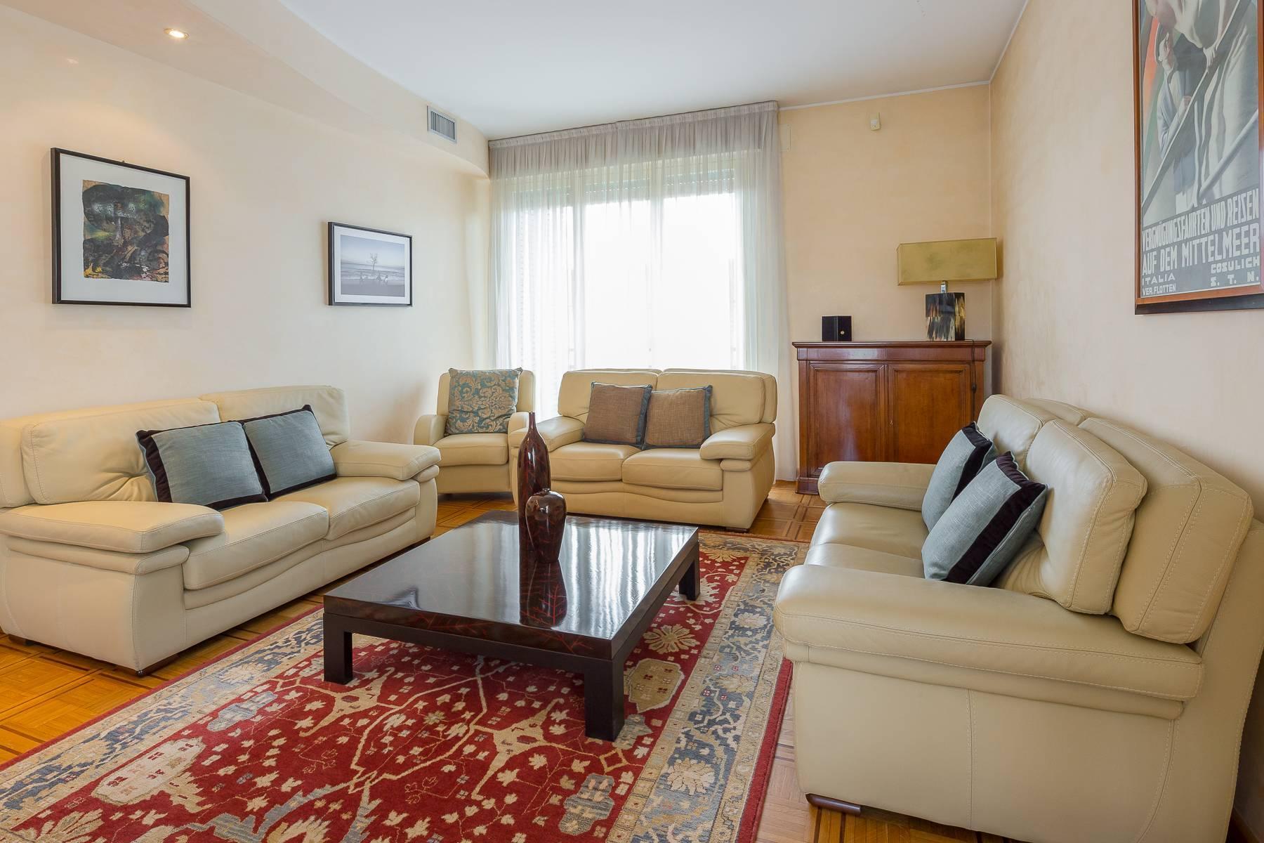 Schöne möblierte Wohnung im Buonarroti Stadtviertel - 4