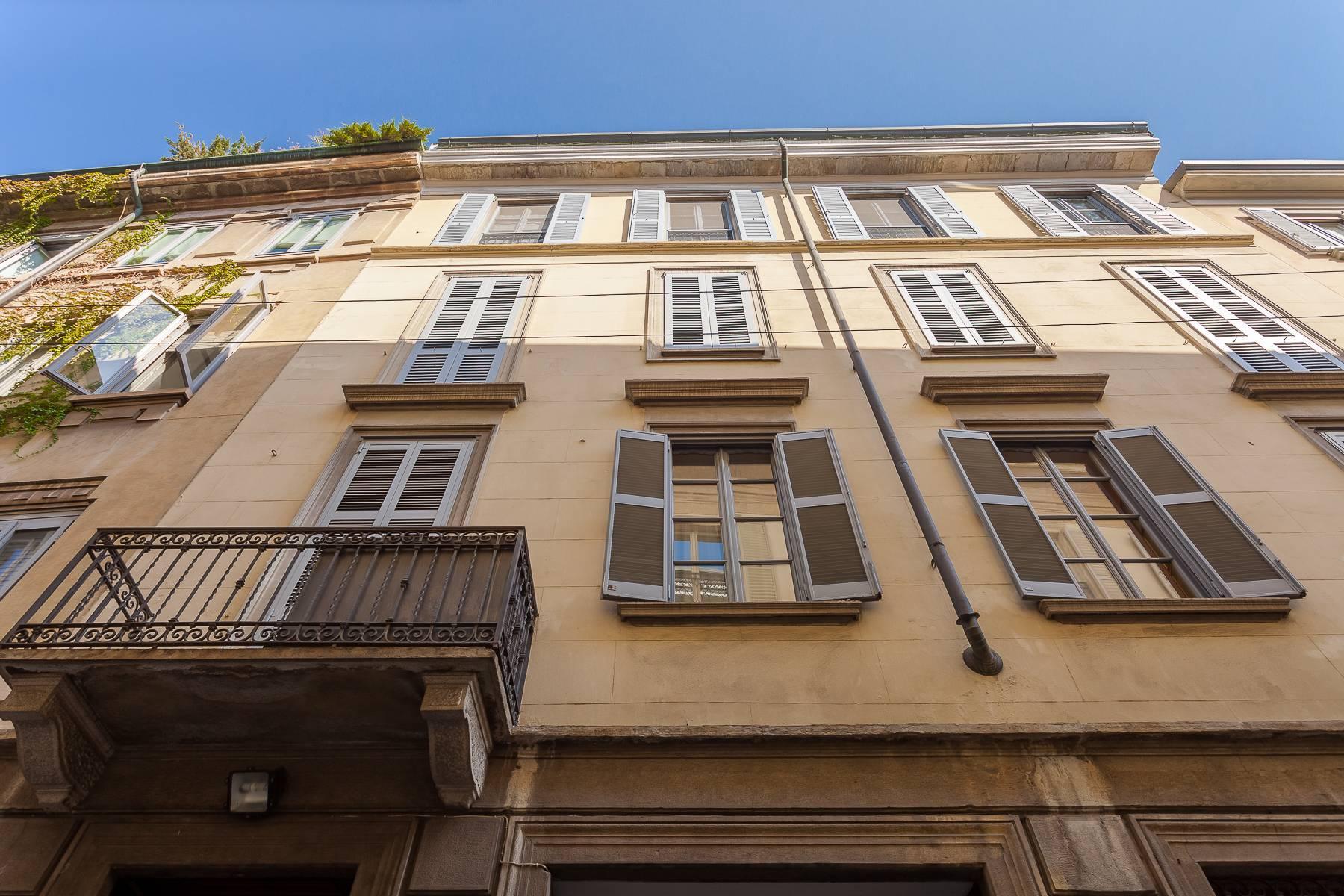 Charmant penthouse sur deux niveaux dans le quartier de Brera - 27