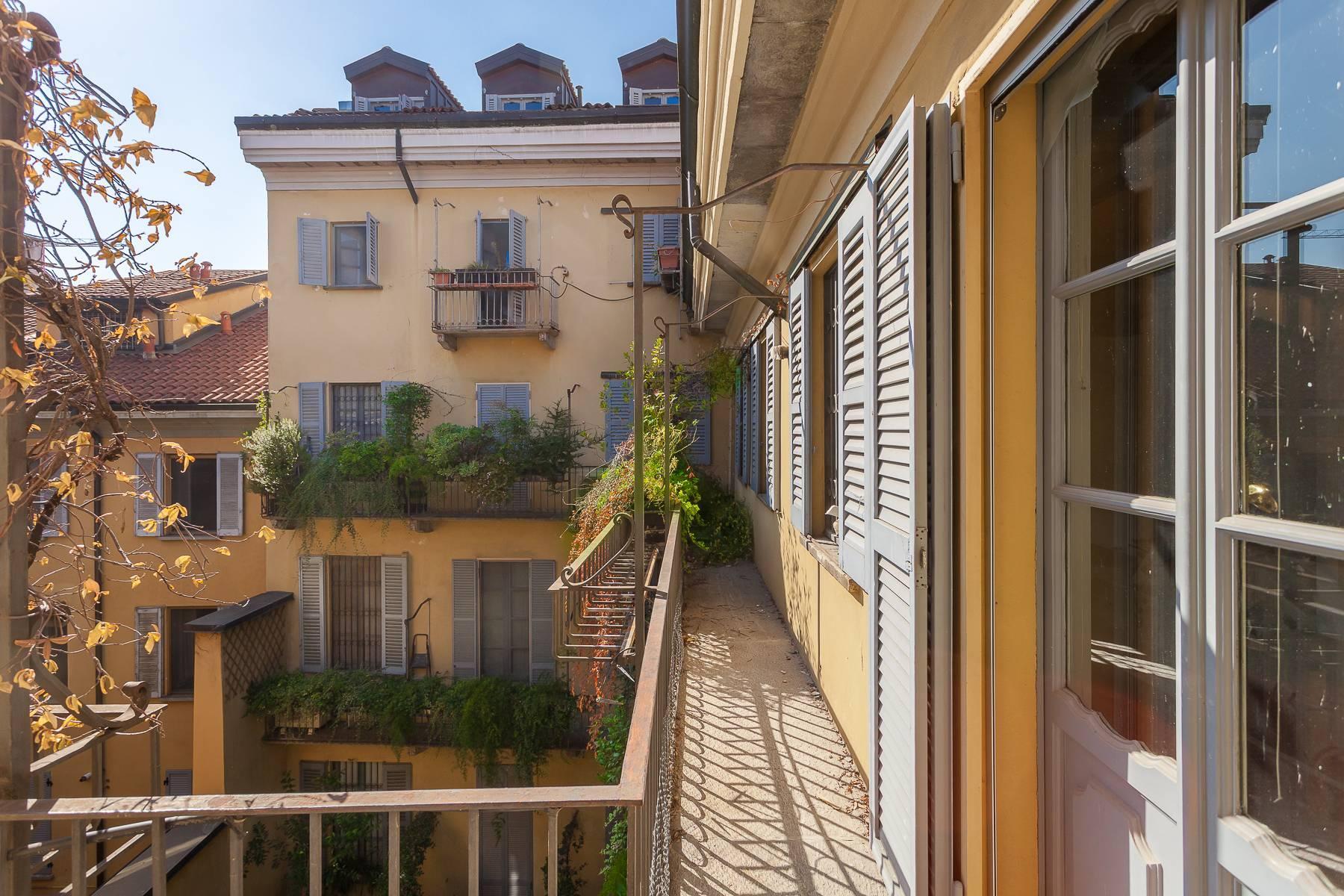 Charmant penthouse sur deux niveaux dans le quartier de Brera - 26