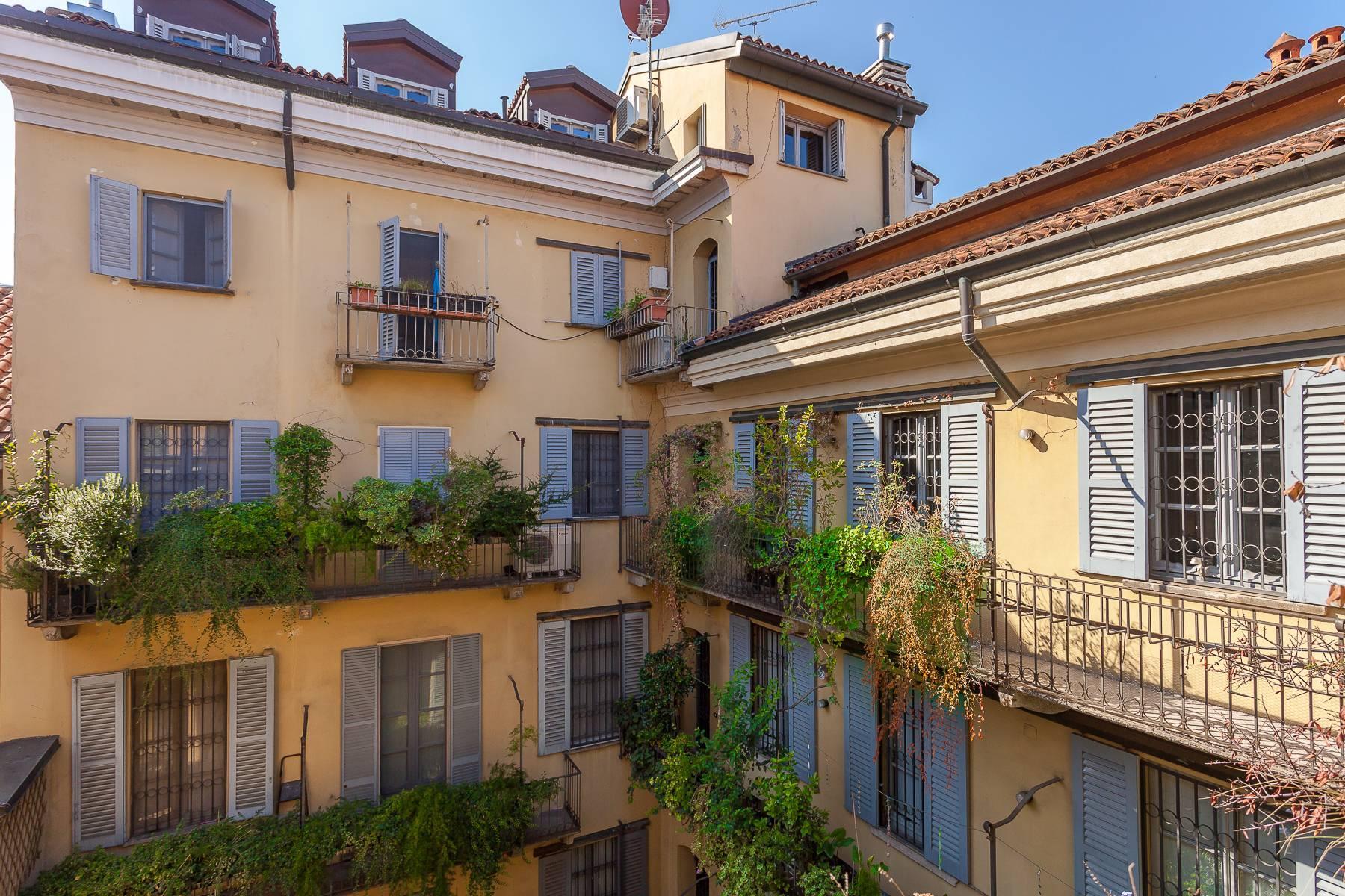 Charmant penthouse sur deux niveaux dans le quartier de Brera - 25