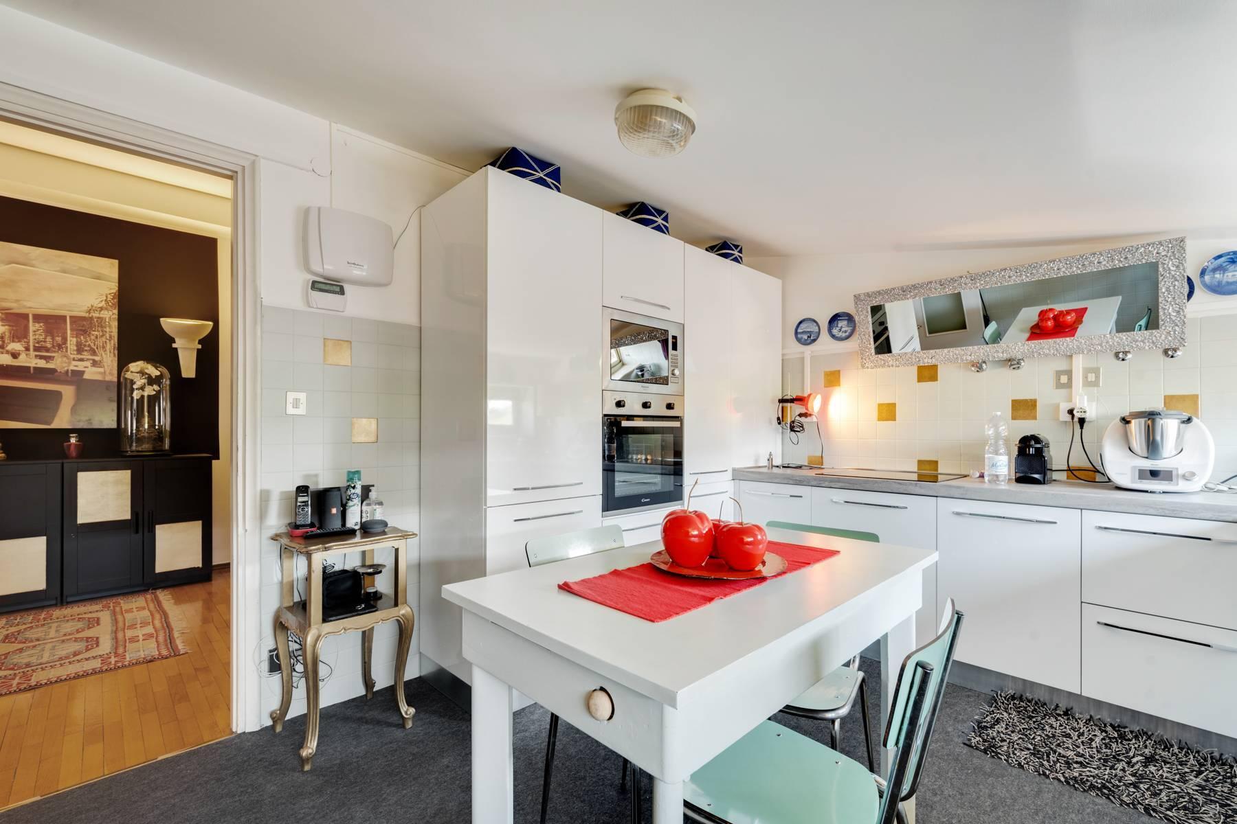 Bright design apartment - 14