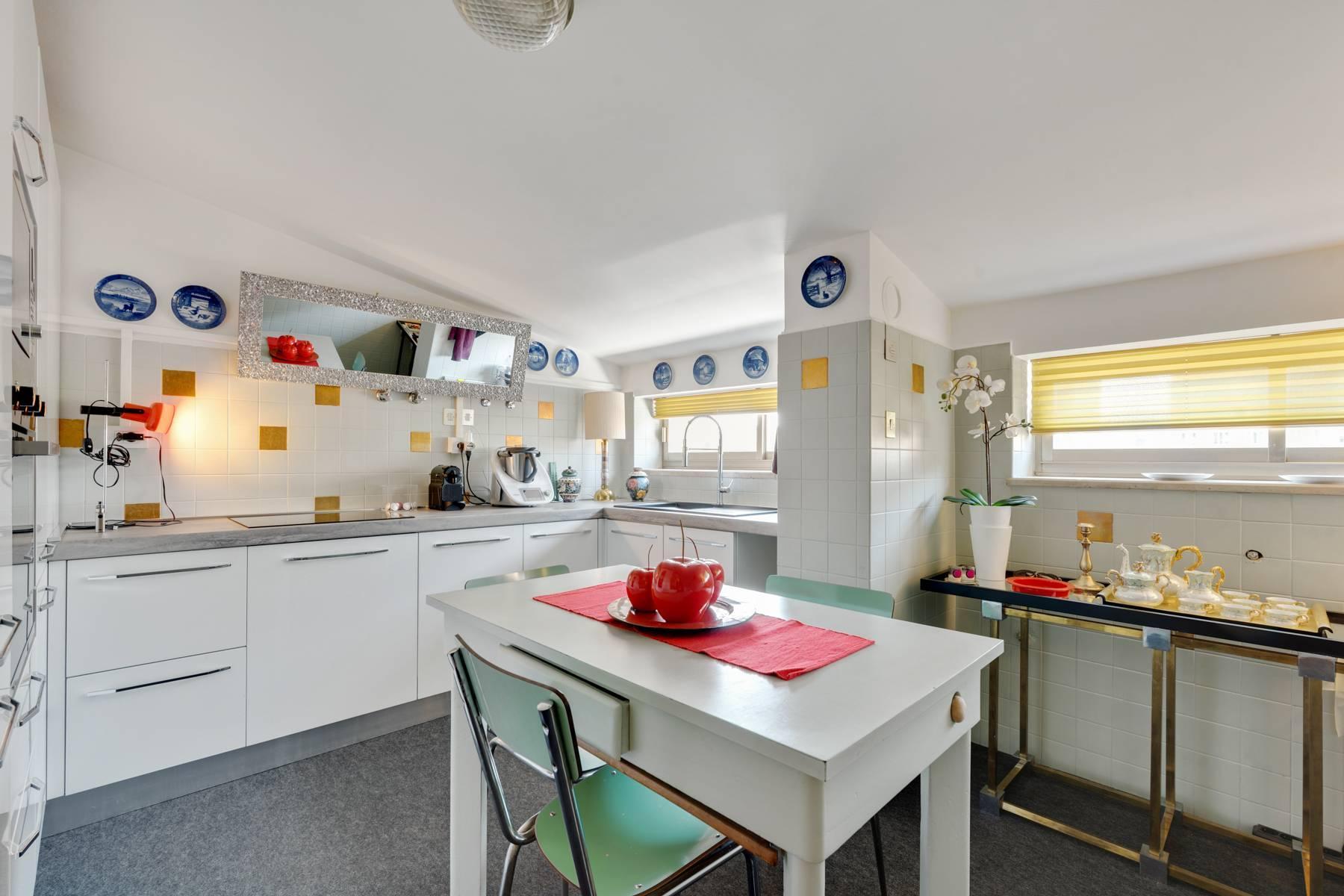 Bright design apartment - 15