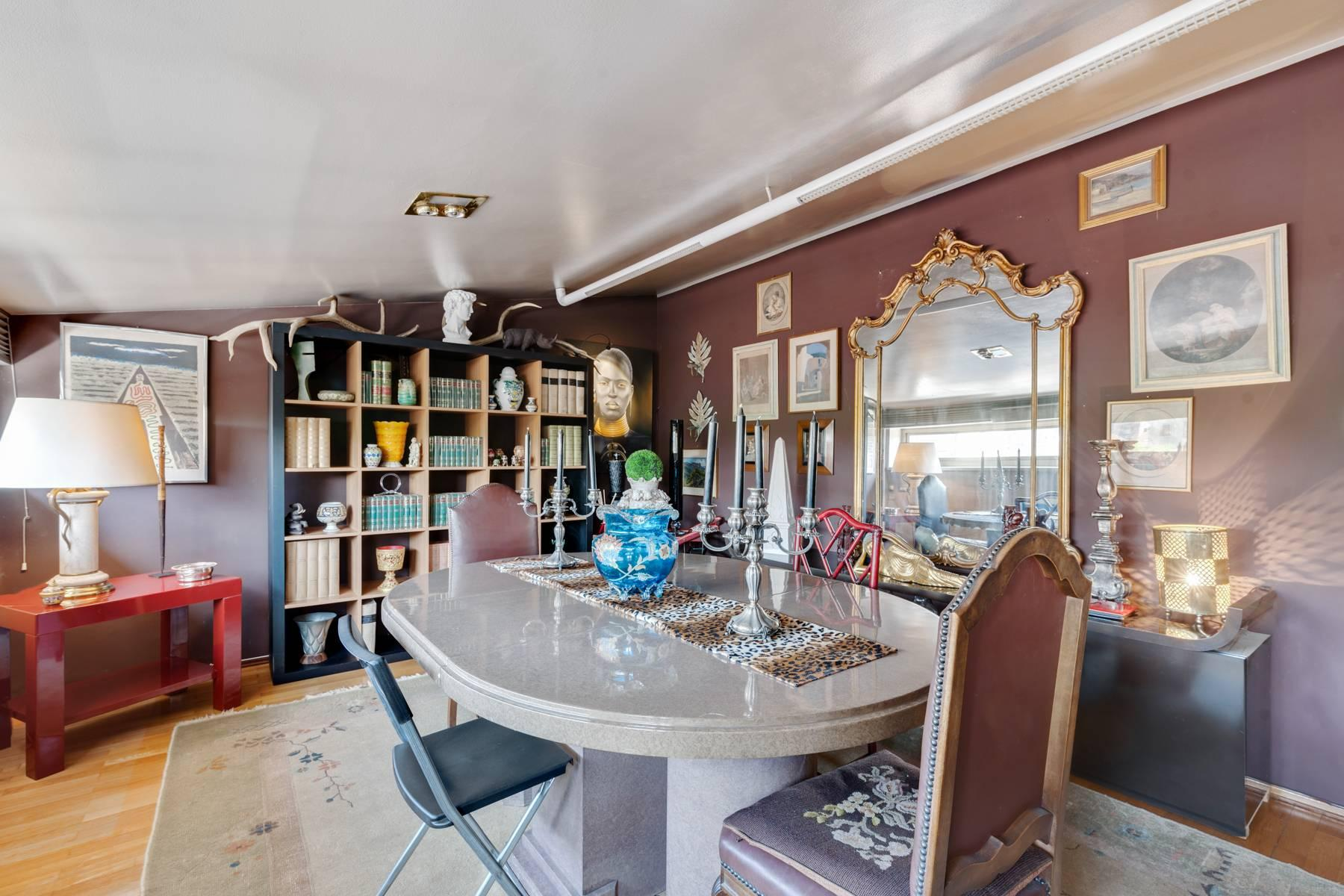 Bright design apartment - 8