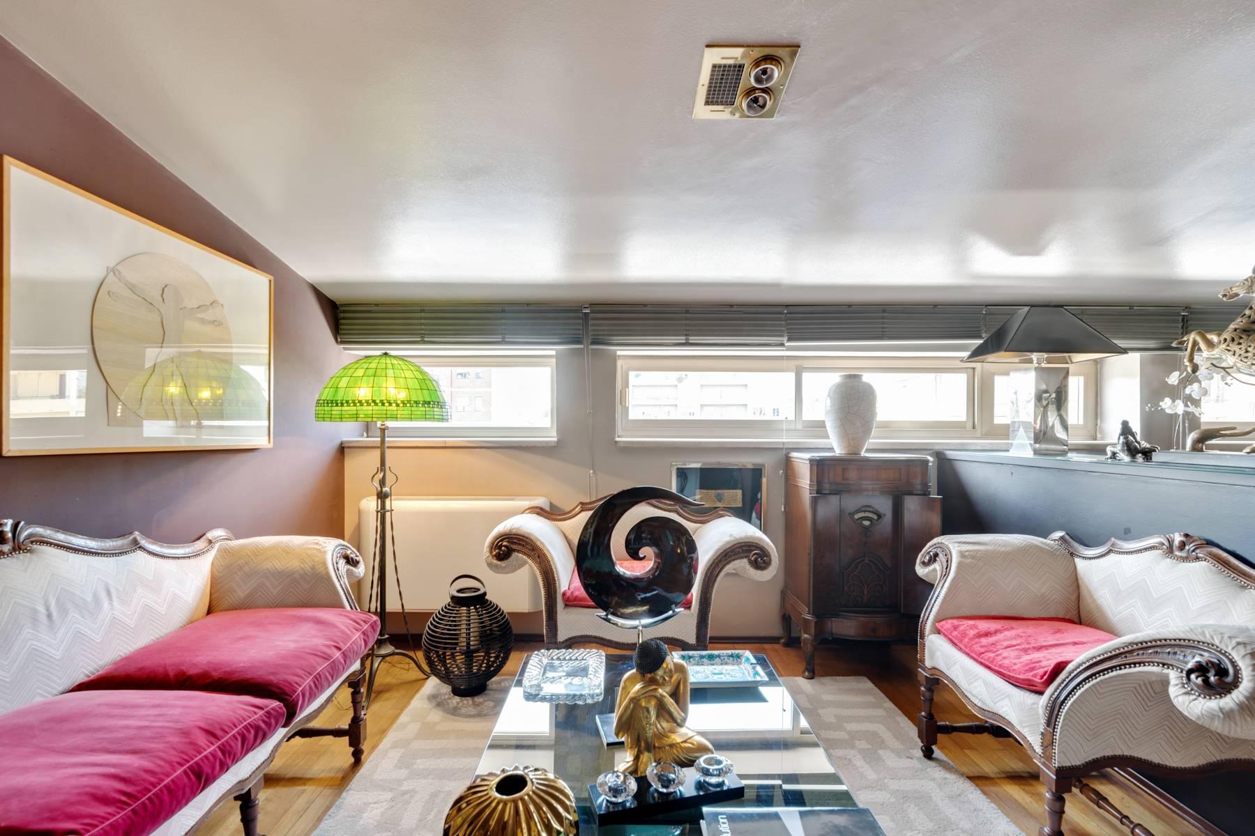 Bright design apartment - 5