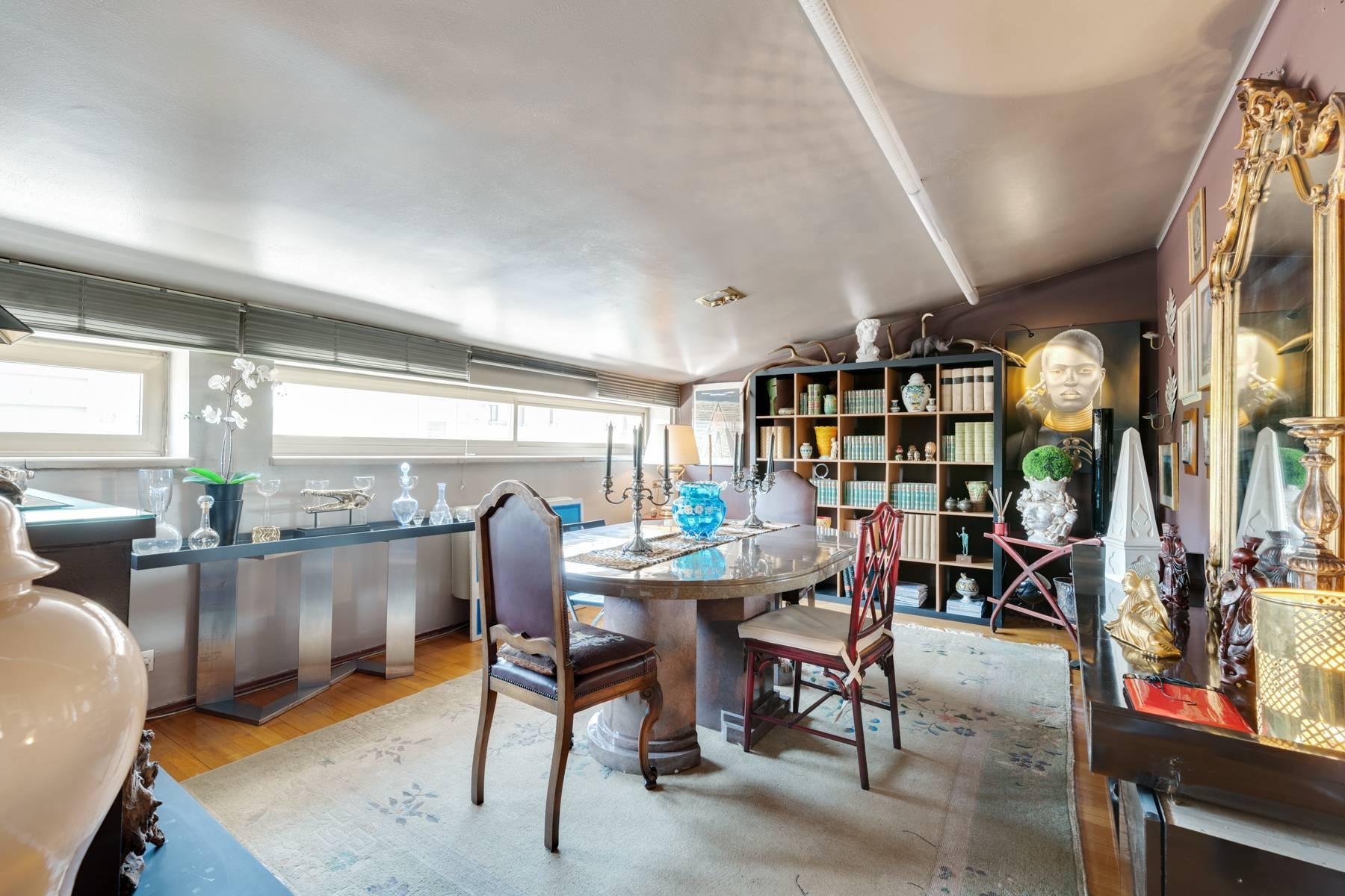 Bright design apartment - 10