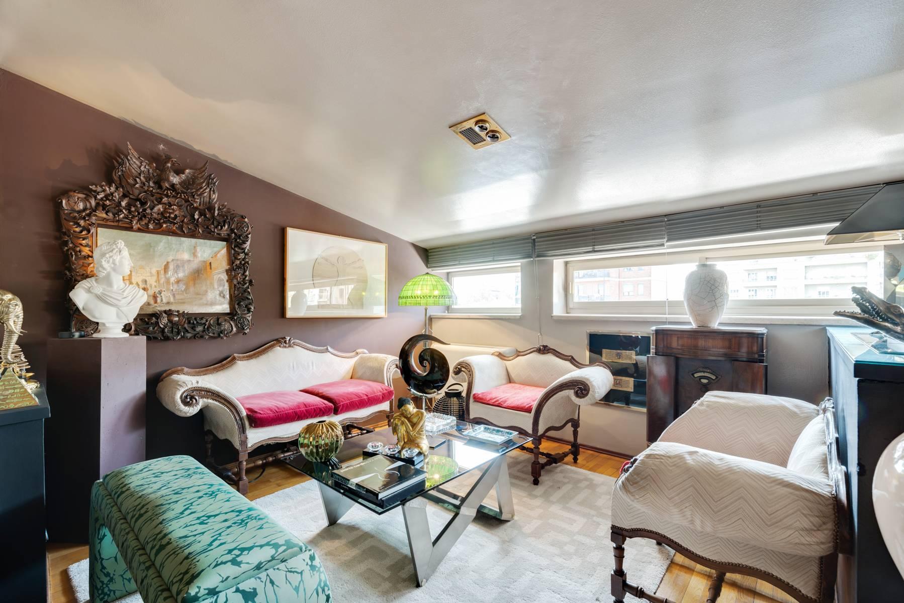 Bright design apartment - 2