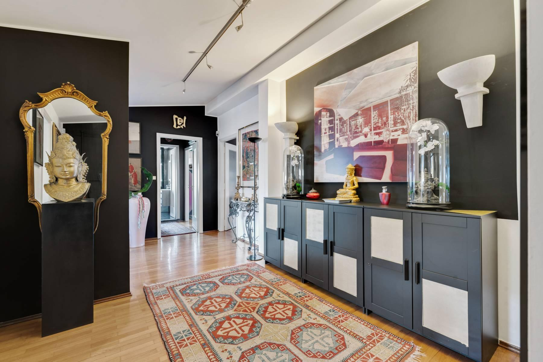 Bright design apartment - 20