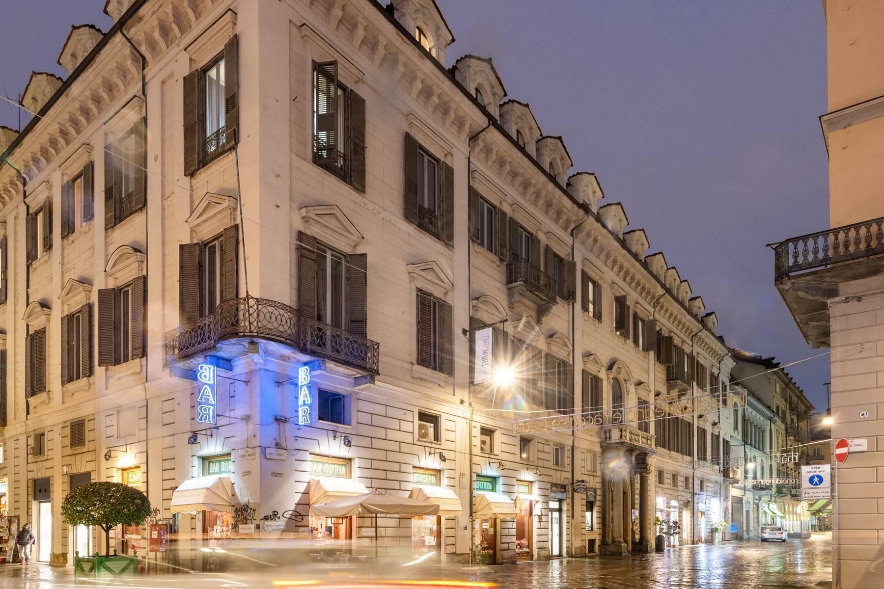Appartement élégant dans un palais historique - 1