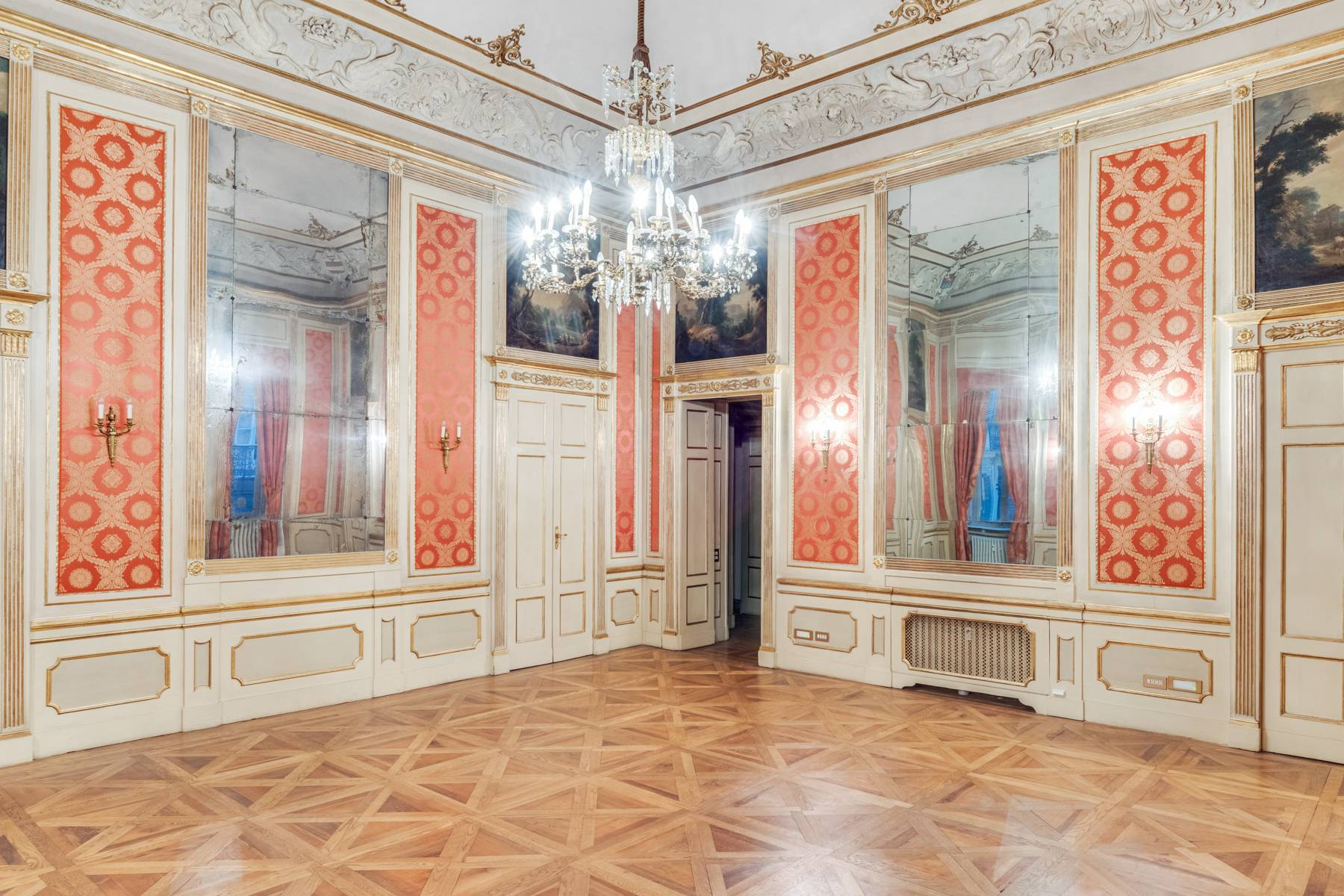 Appartement élégant dans un palais historique - 16