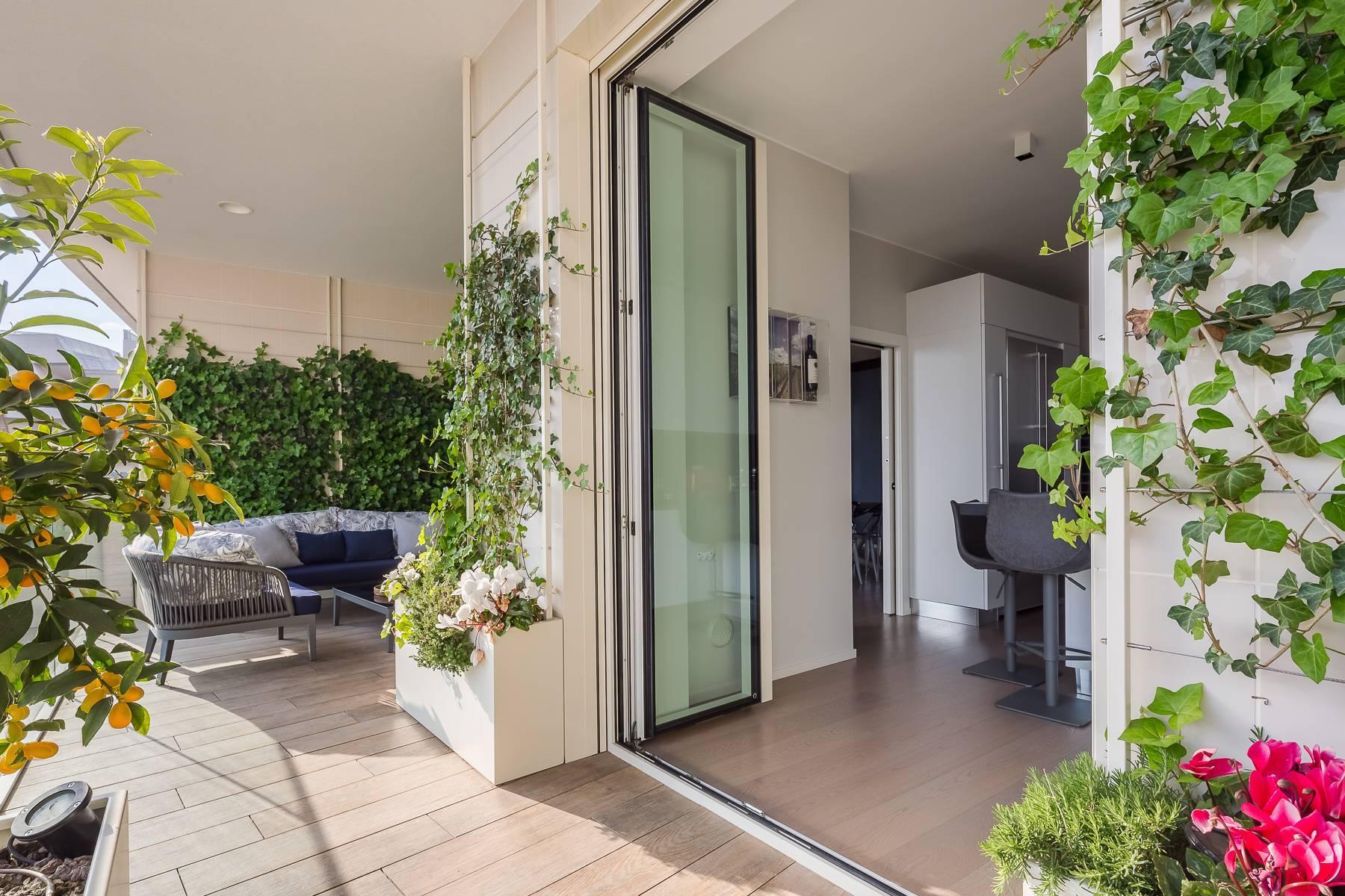 Magnifique appartement avec des meubles de design dans le quartier City Life - 38