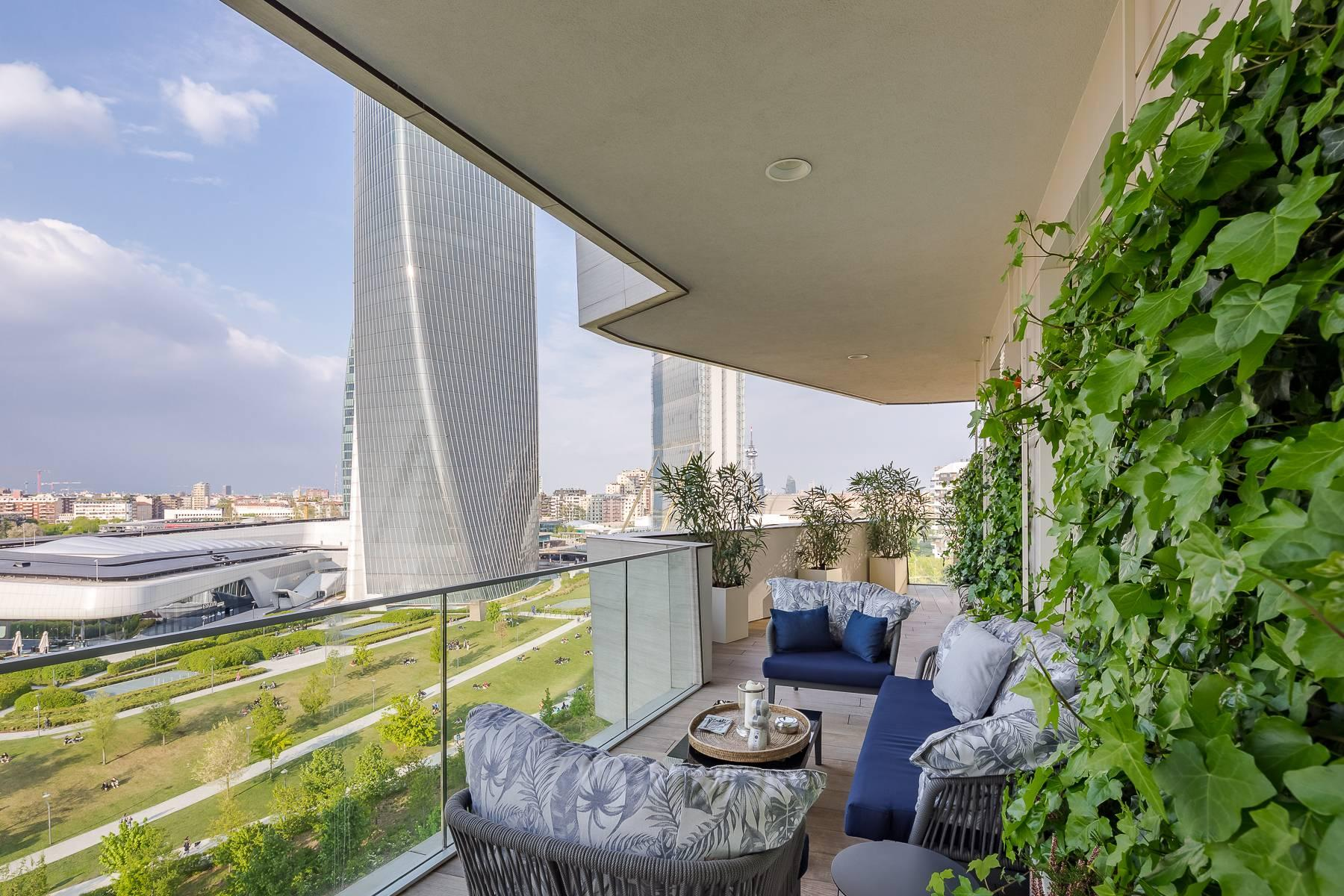 Wonderful apartment with terrace designer furniture in the City Life district - 7