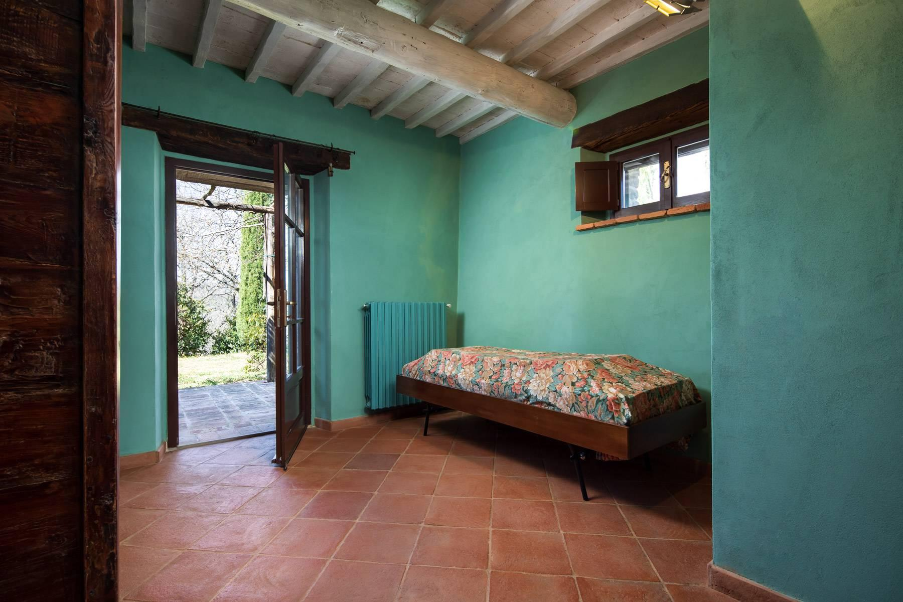 Magnificent cottage in the countryside of Arezzo - 15