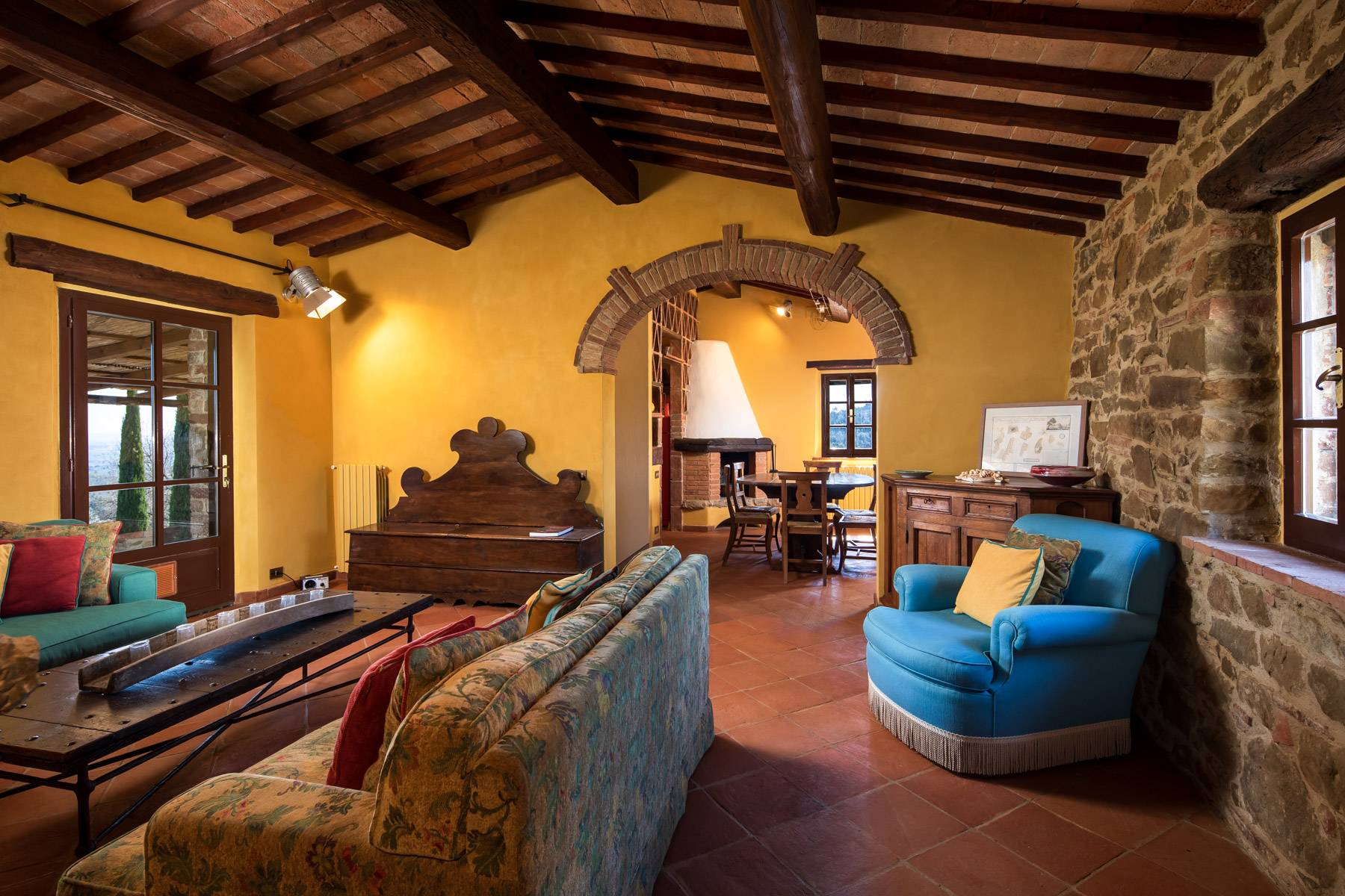 Magnificent cottage in the countryside of Arezzo - 16