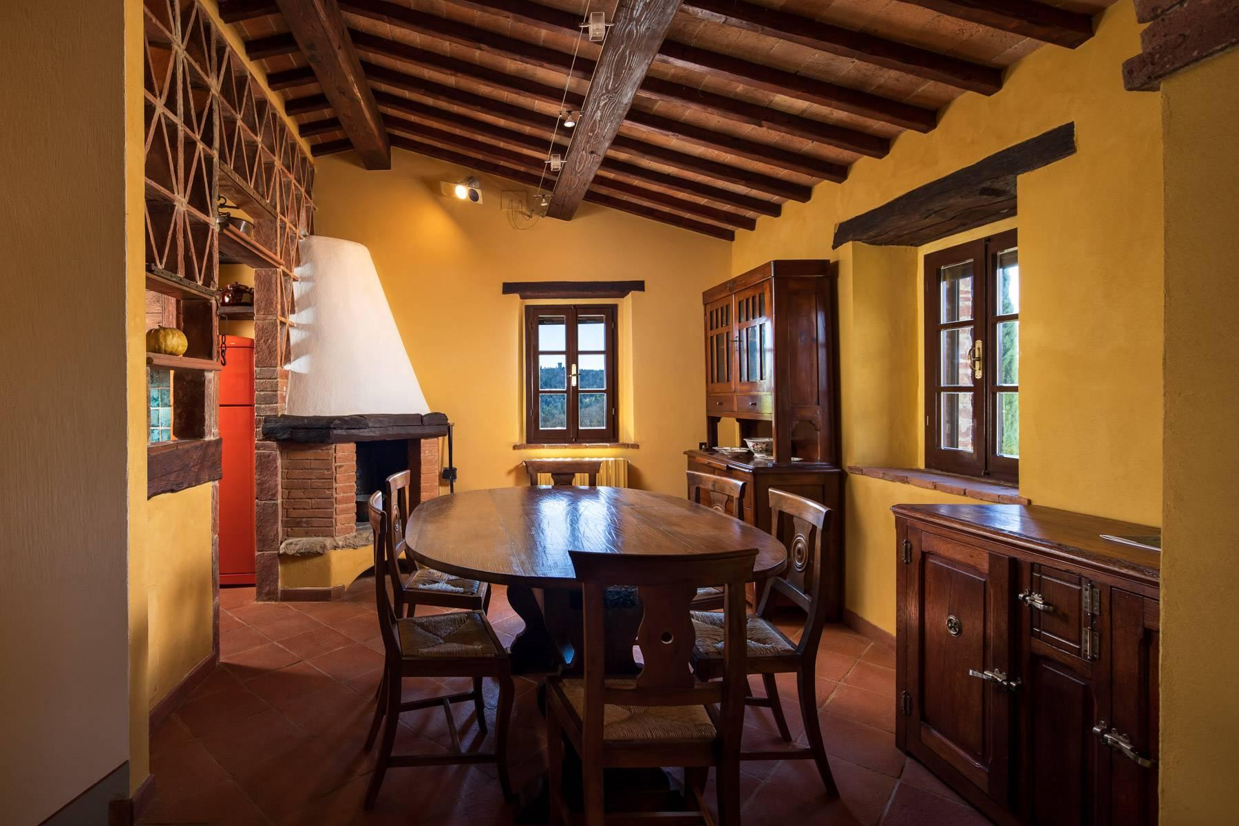 Magnificent cottage in the countryside of Arezzo - 7