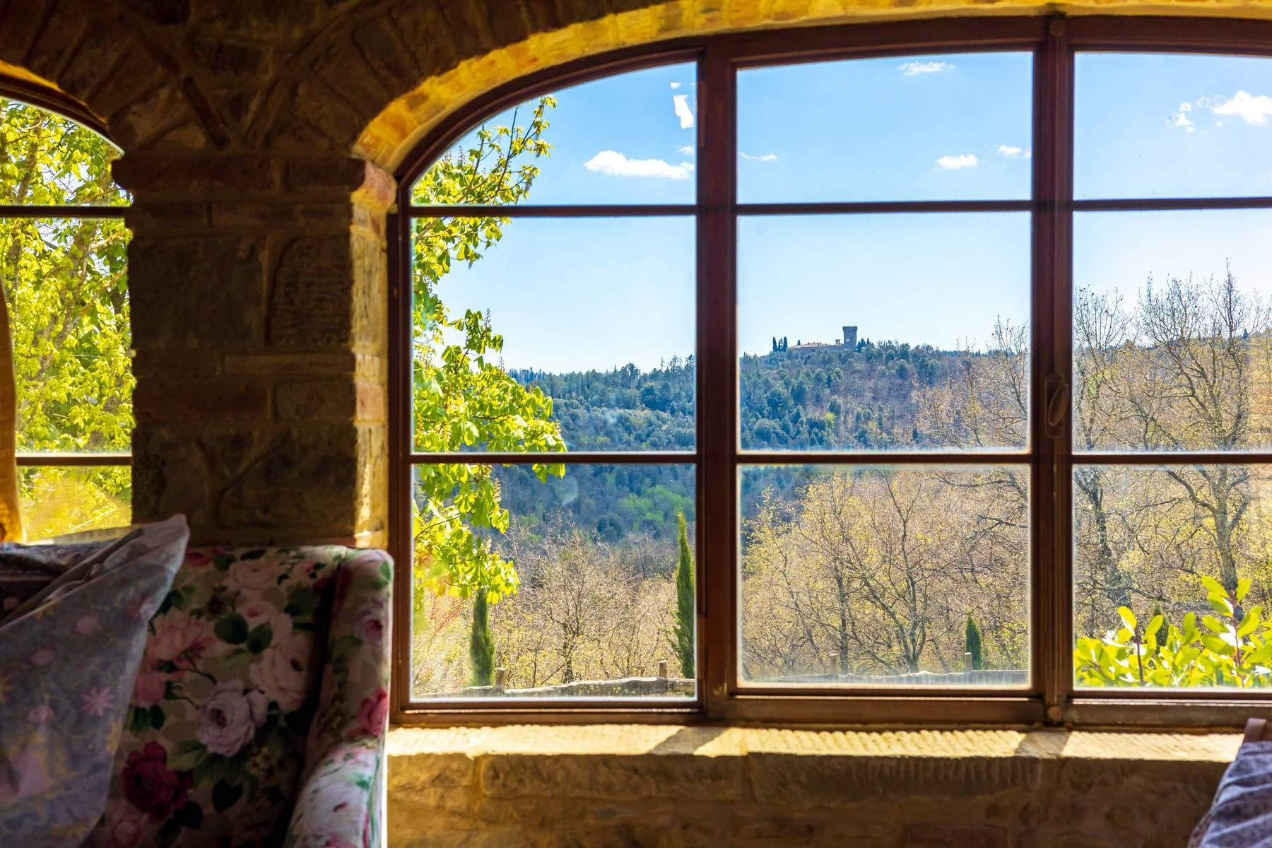 Magnificent cottage in the countryside of Arezzo - 6