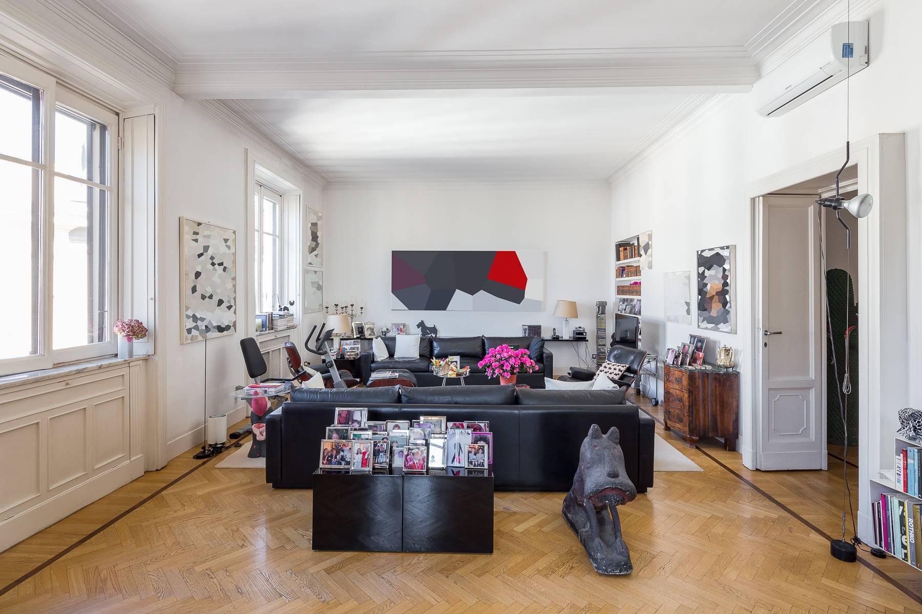 Appartamento esclusivo di 200 mq in nuda proprietà in un palazzo d'epoca - 1