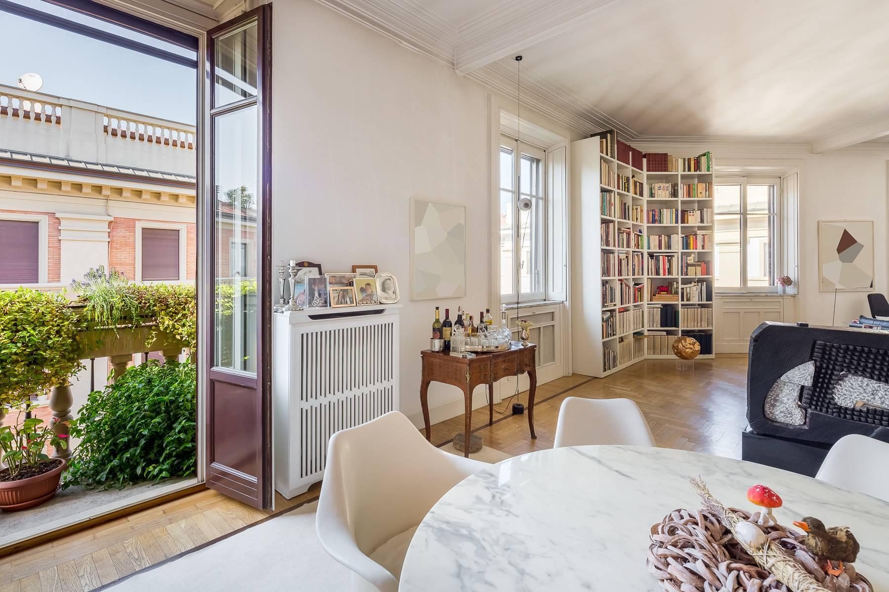 Appartamento esclusivo di 200 mq in nuda proprietà in un palazzo d'epoca - 2