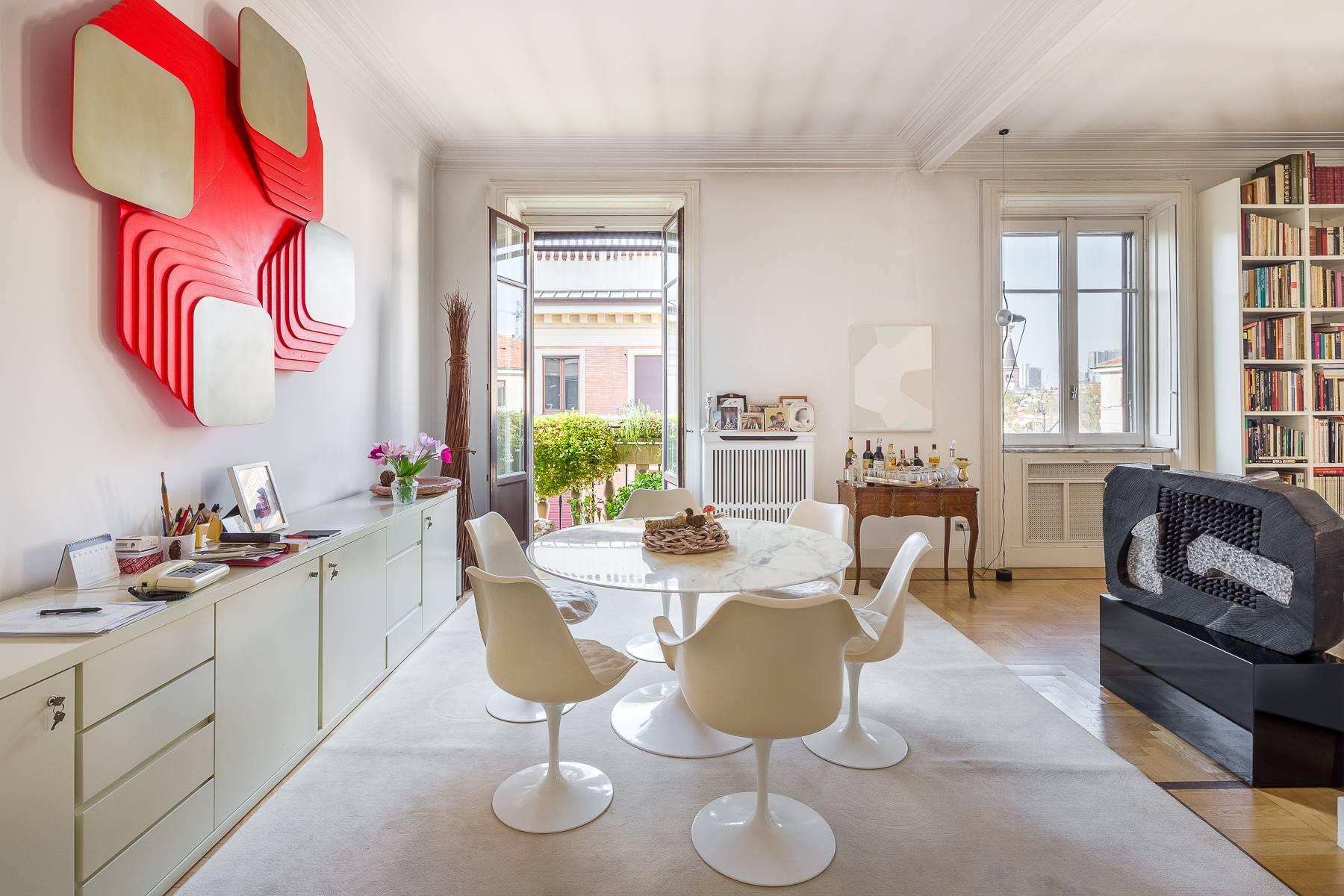 Appartamento esclusivo di 200 mq in nuda proprietà in un palazzo d'epoca - 3