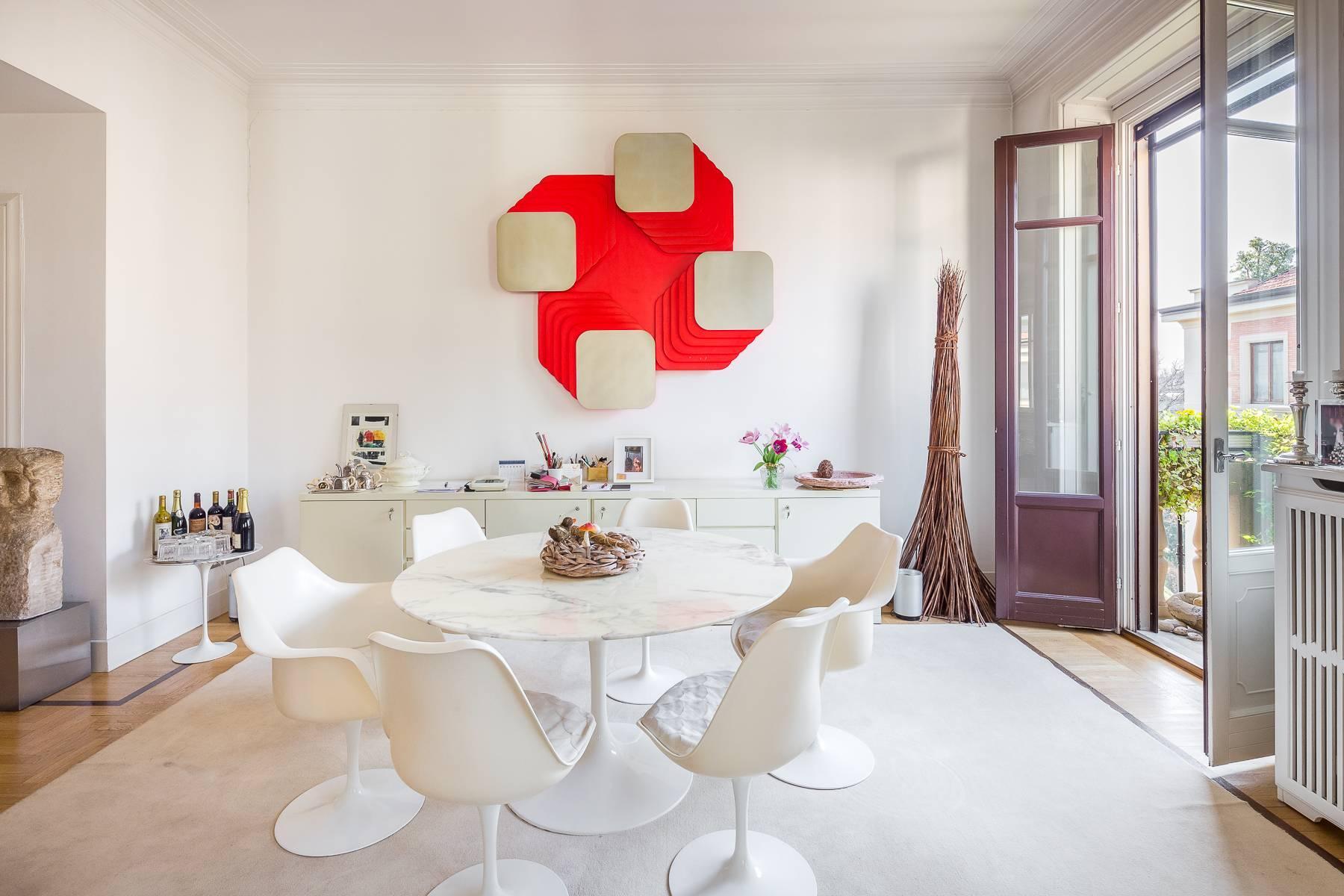 Appartamento esclusivo di 200 mq in nuda proprietà in un palazzo d'epoca - 4