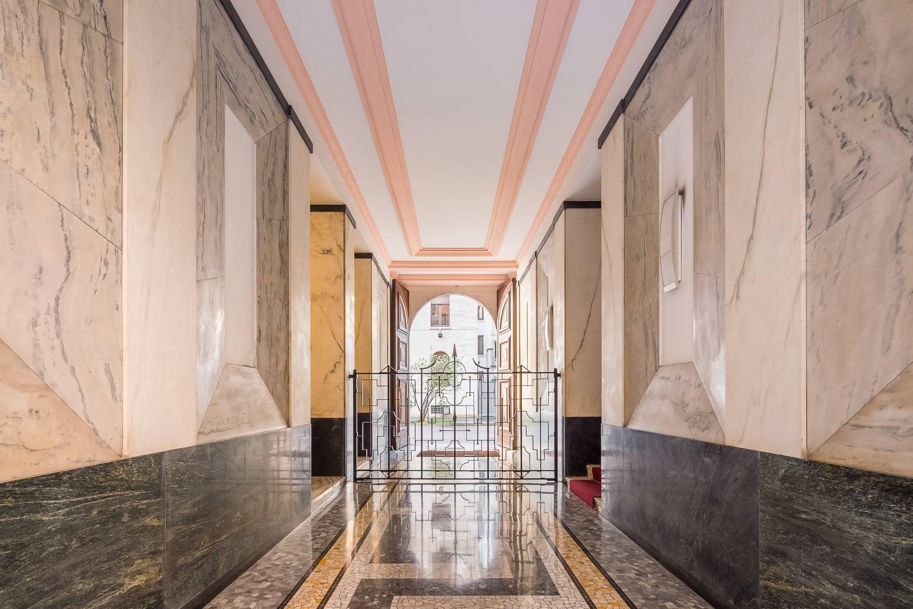 Appartamento esclusivo di 200 mq in nuda proprietà in un palazzo d'epoca - 17