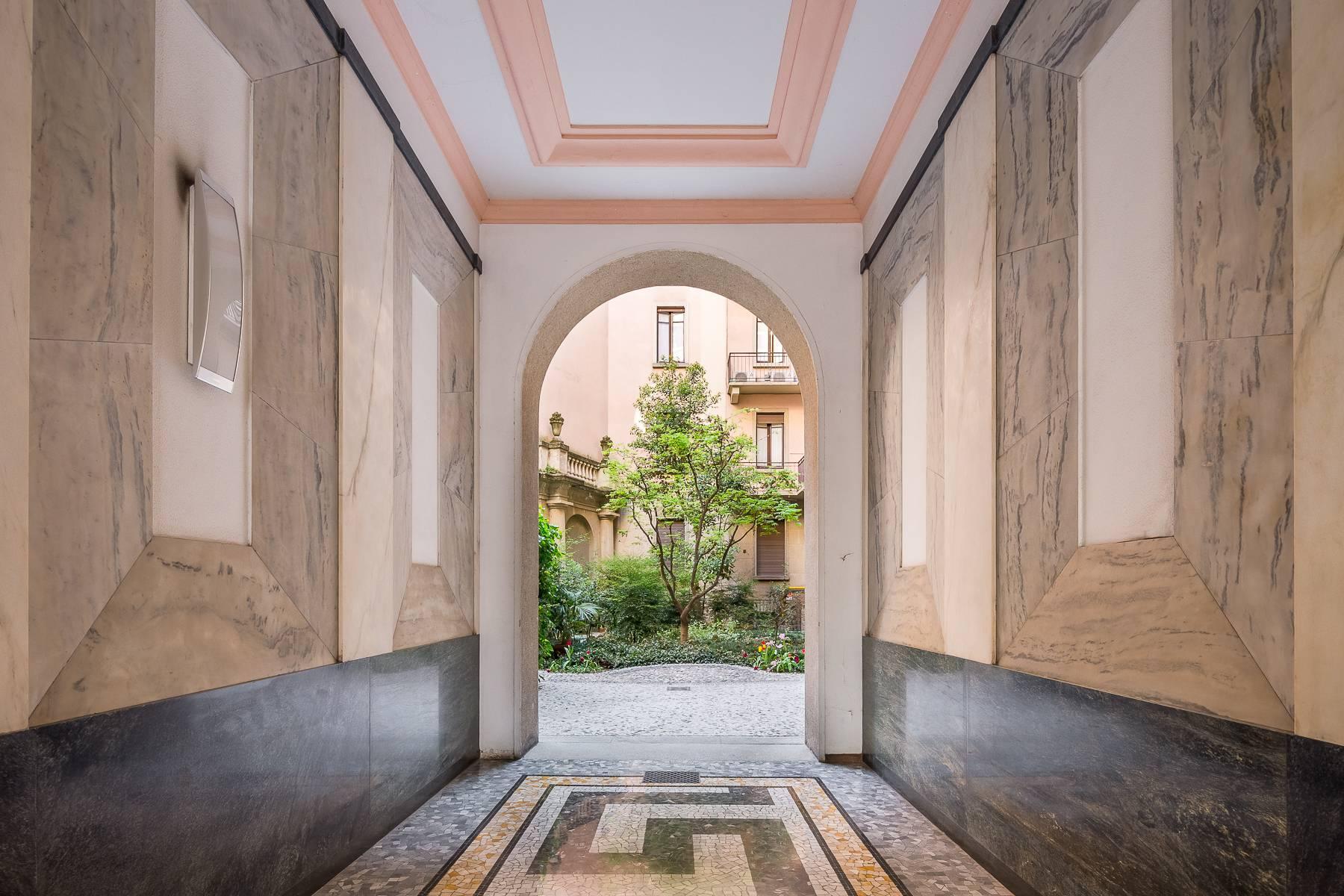 Appartamento esclusivo di 200 mq in nuda proprietà in un palazzo d'epoca - 18
