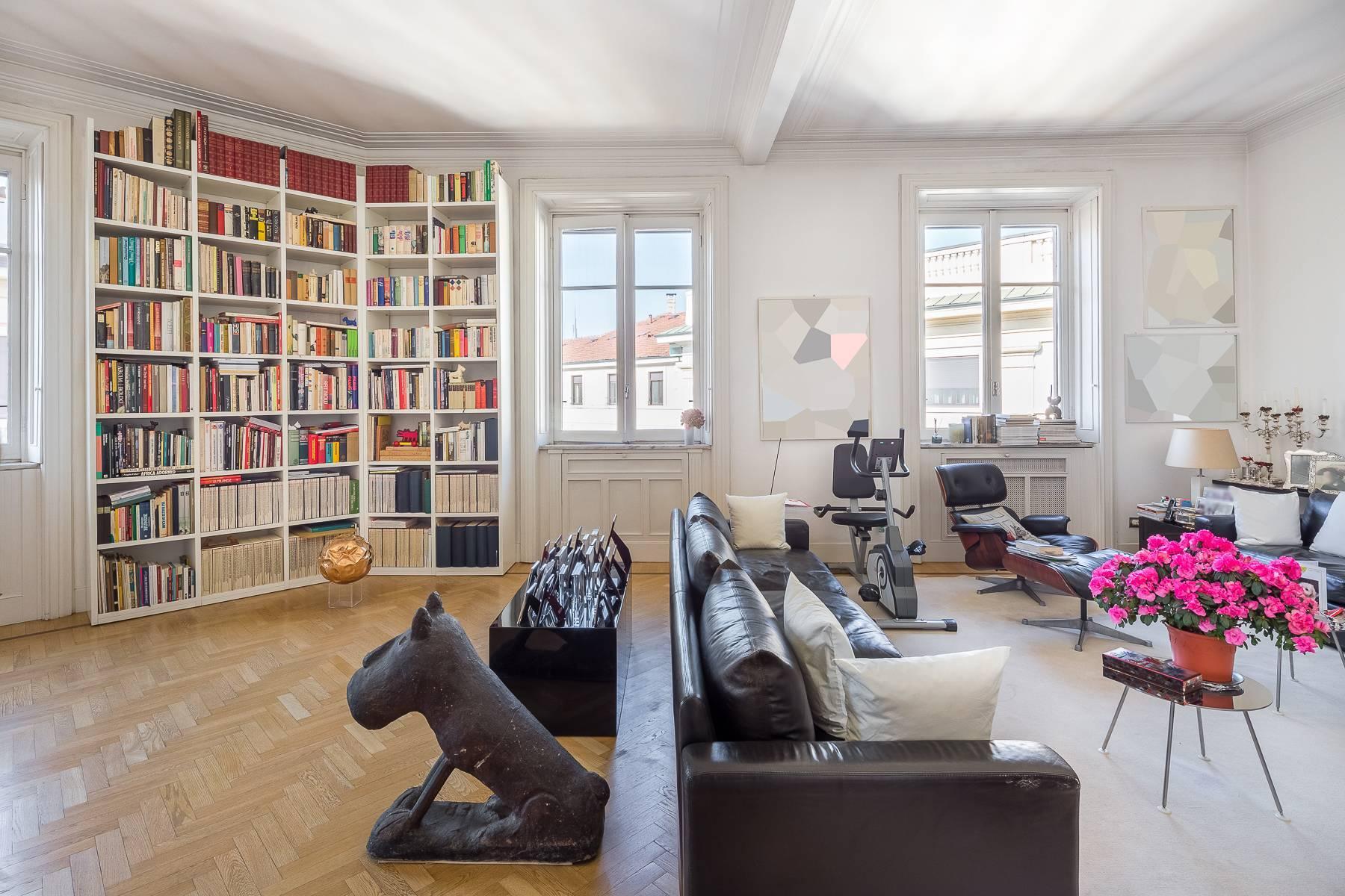 Appartamento esclusivo di 200 mq in nuda proprietà in un palazzo d'epoca - 7