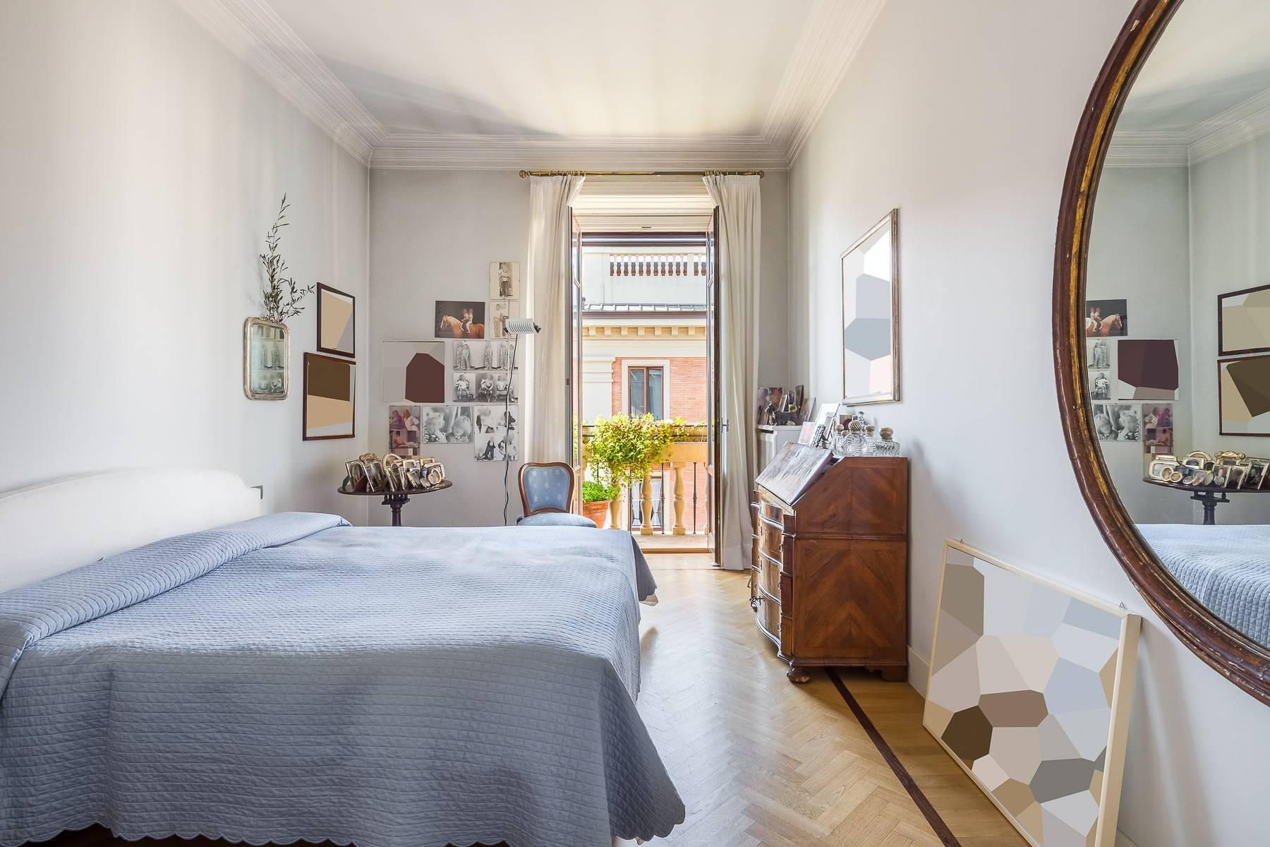 Appartamento esclusivo di 200 mq in nuda proprietà in un palazzo d'epoca - 9