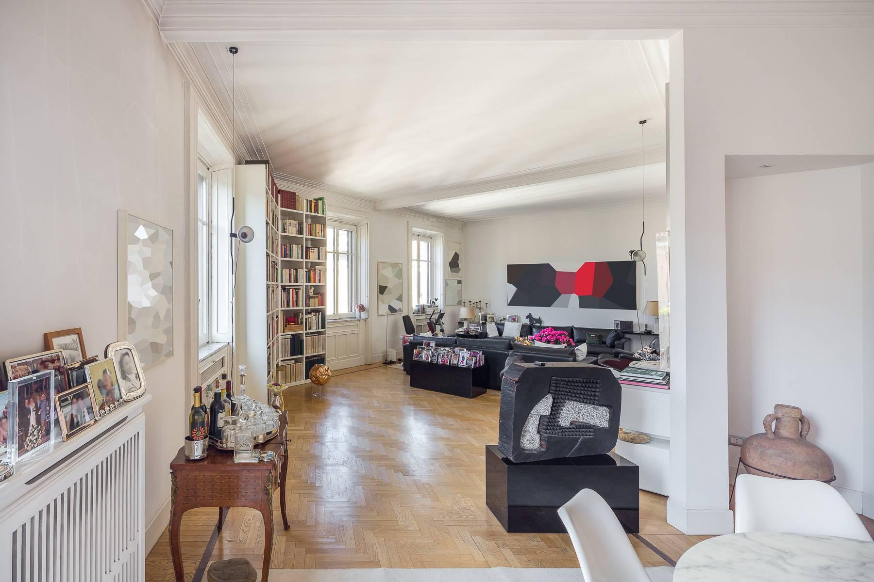 Appartamento esclusivo di 200 mq in nuda proprietà in un palazzo d'epoca - 16