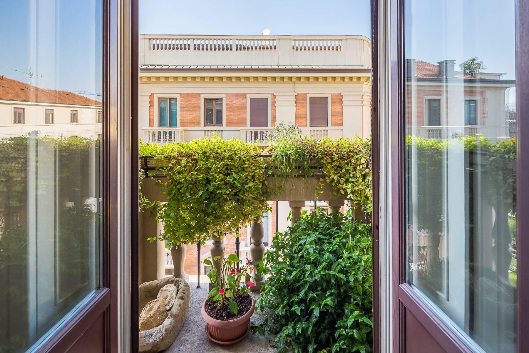 Appartamento esclusivo di 200 mq in nuda proprietà in un palazzo d'epoca - 8
