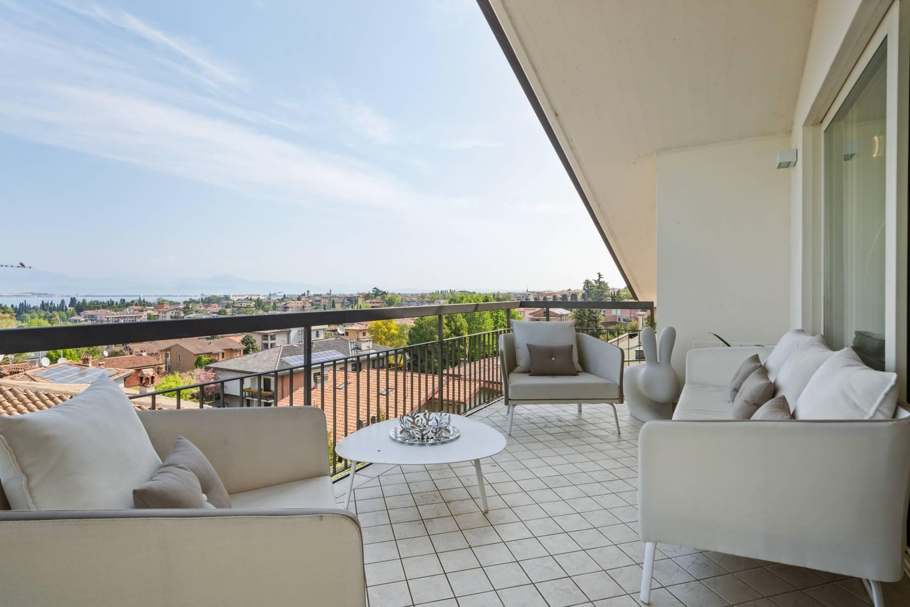 Изысканная квартира с прекрасным видом на озеро Гарда - 12