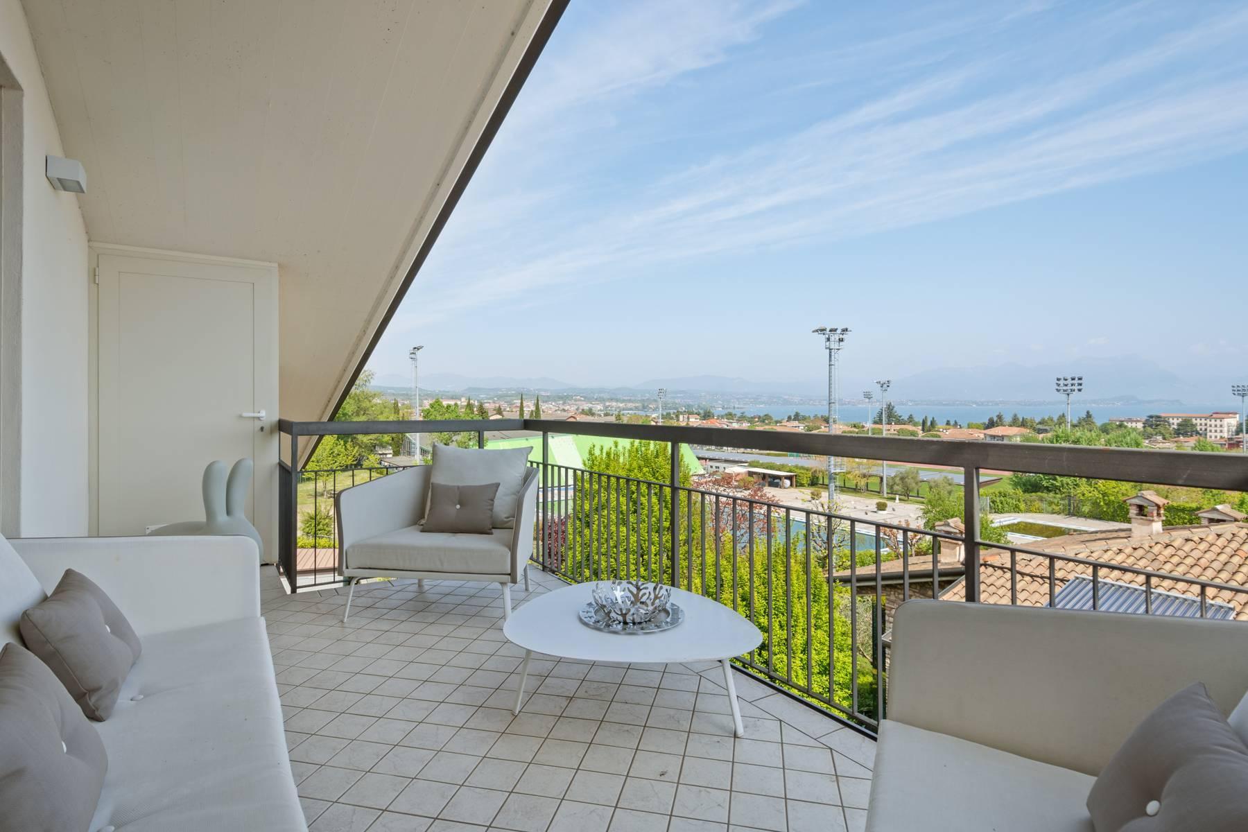 Изысканная квартира с прекрасным видом на озеро Гарда - 21