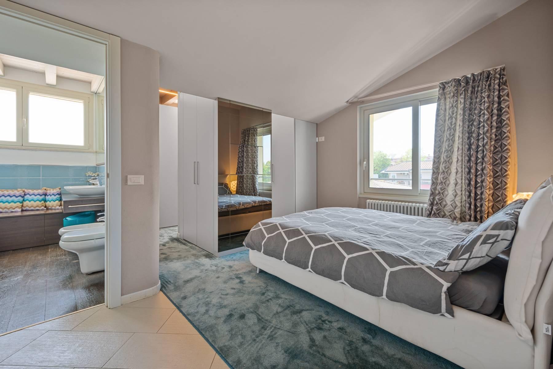 Изысканная квартира с прекрасным видом на озеро Гарда - 13