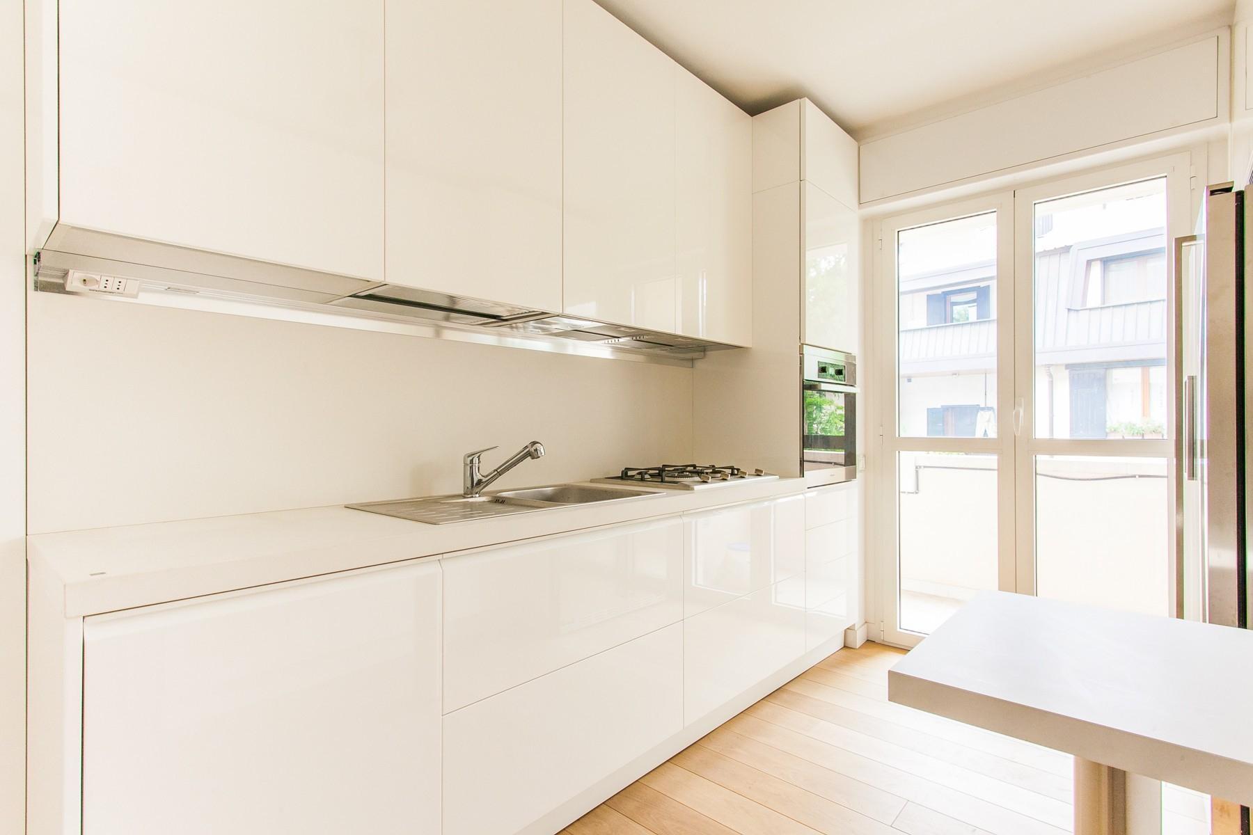 Neue moderne Wohnung mit geräumiger Terrasse - 7