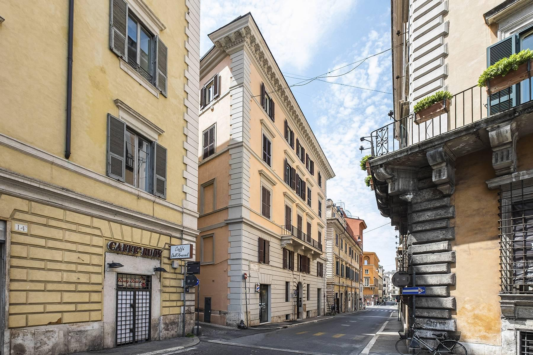 Elegant apartment overlooking the Capitoline hill - 27