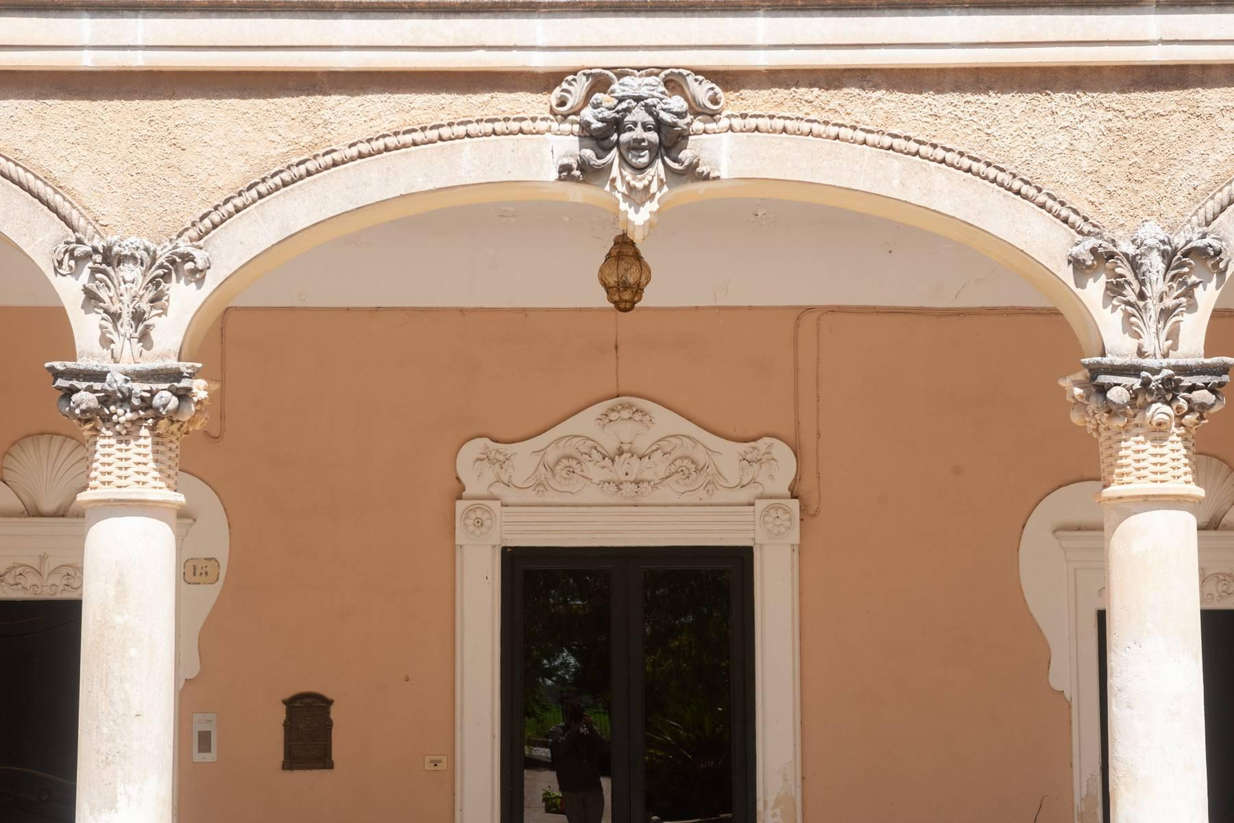 Art Nouveau elegance one step from baroque Lecce - 9