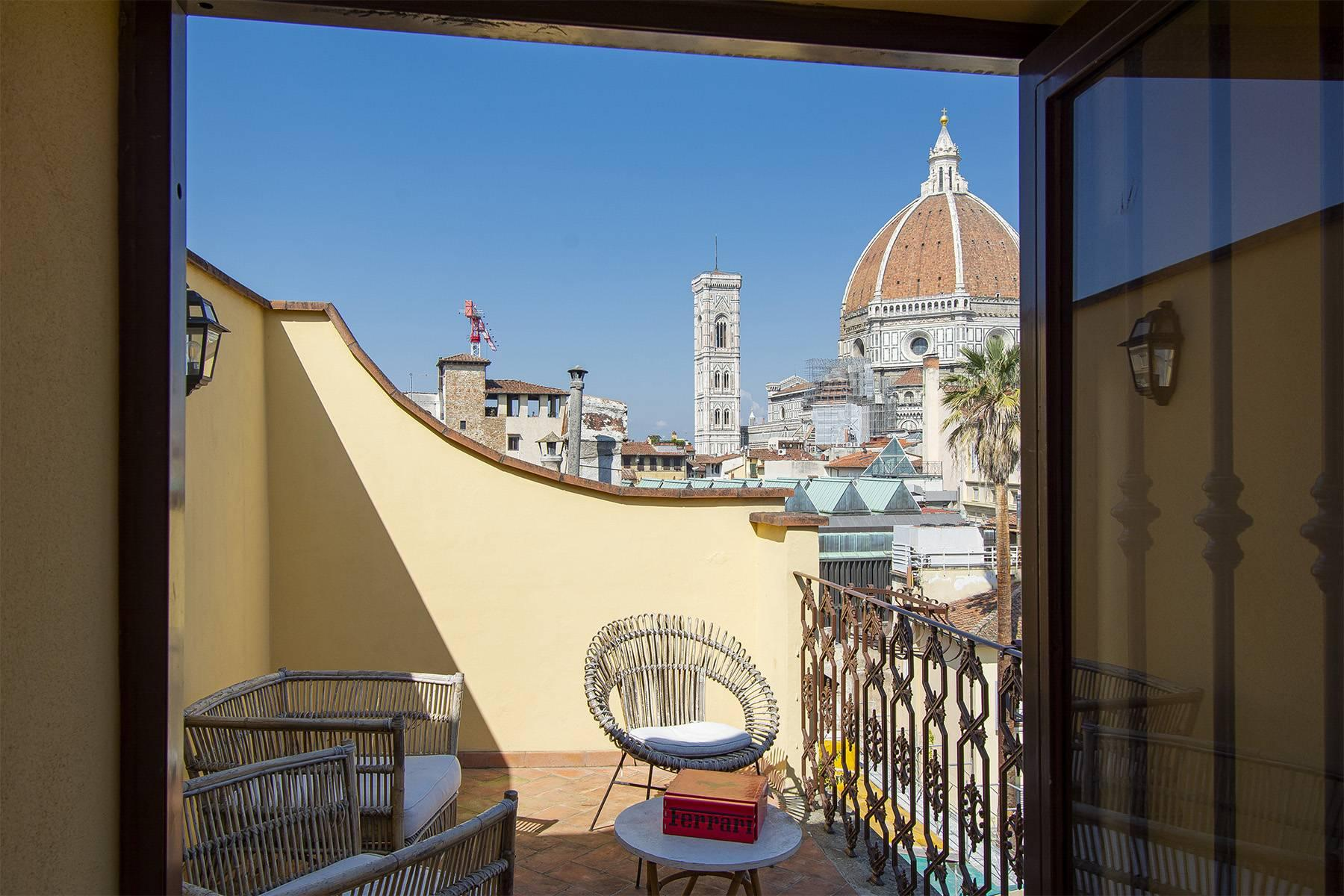 Appartement lumineux avec terrasse et vue au centre de Florence - 17