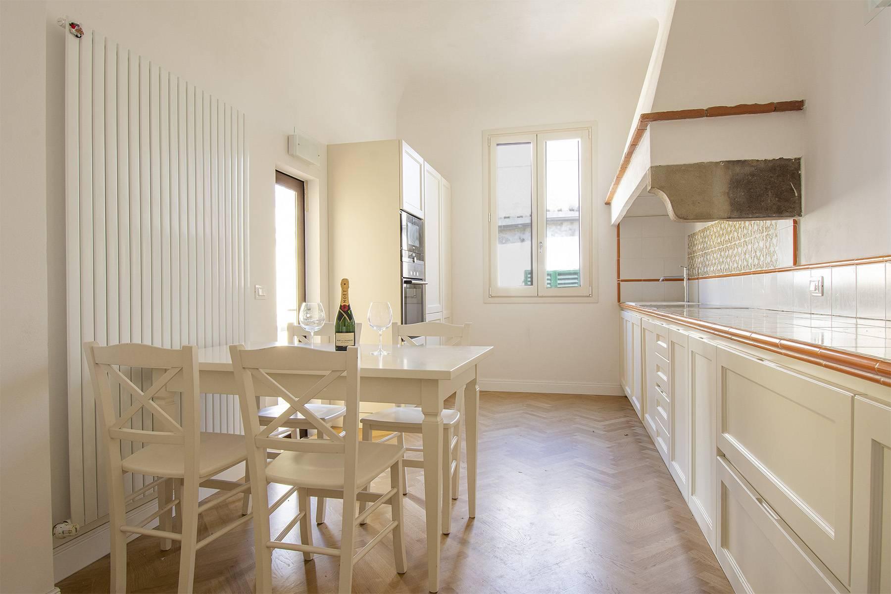Appartement lumineux avec terrasse et vue au centre de Florence - 11